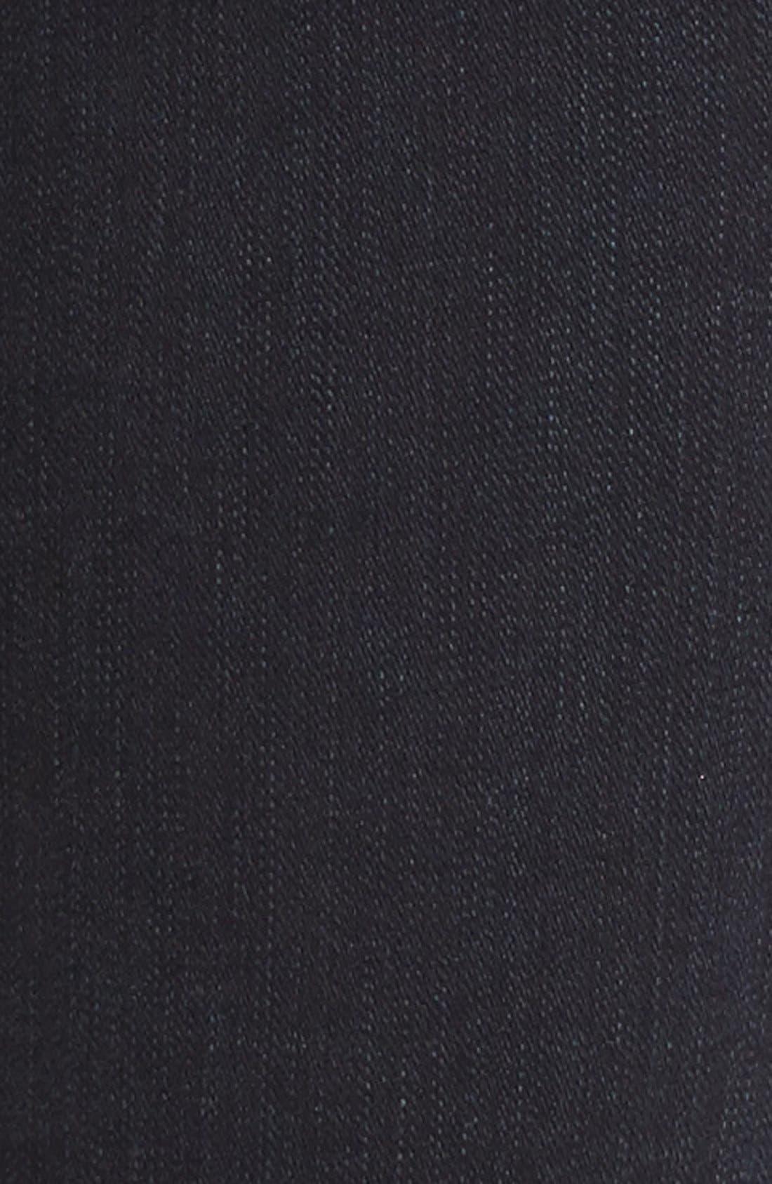 'Peri' Straight Leg Pull-On Jeans,                             Alternate thumbnail 2, color,                             001