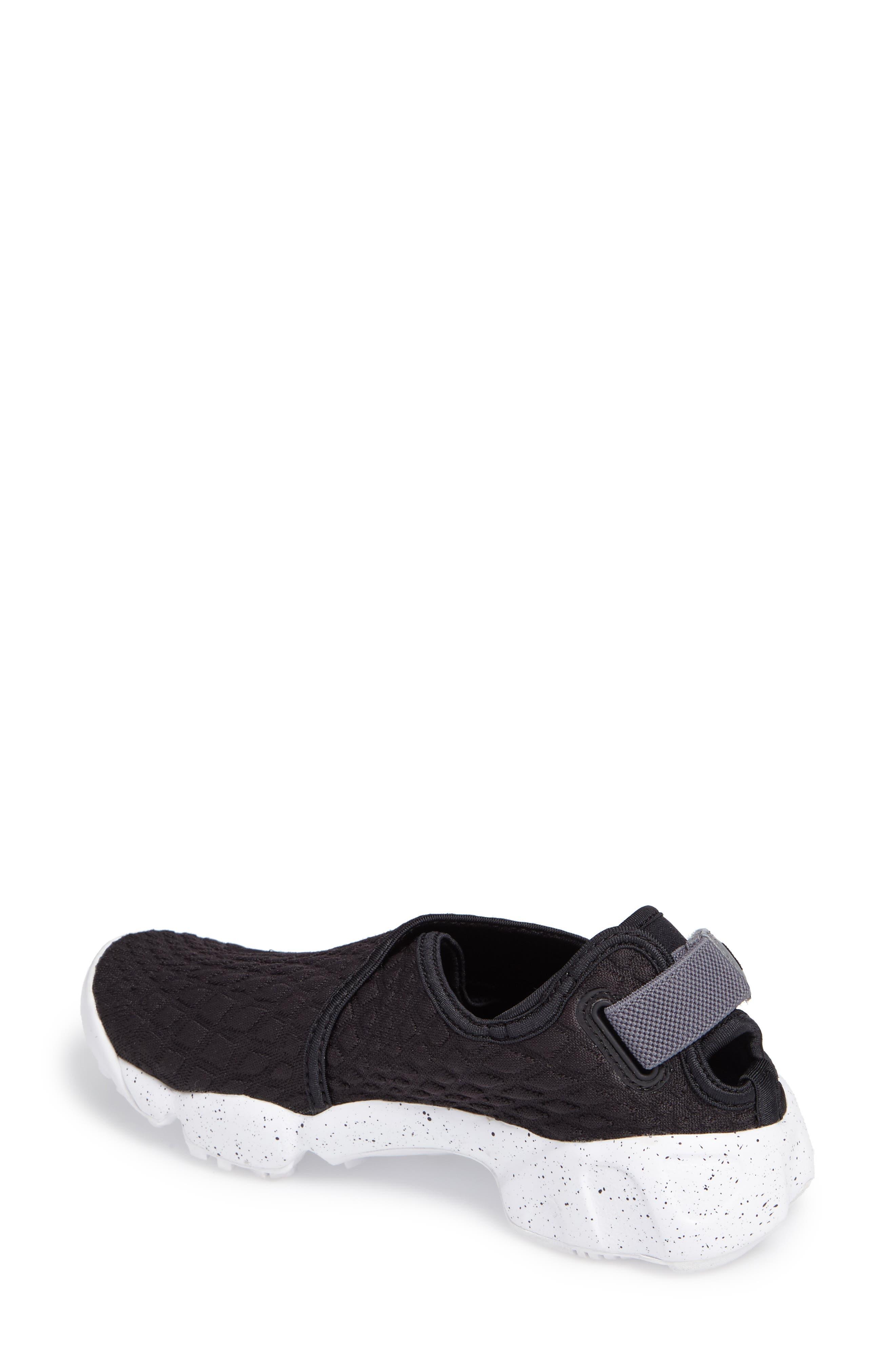 Rift Wrap Slip-On Sneaker,                             Alternate thumbnail 2, color,                             001