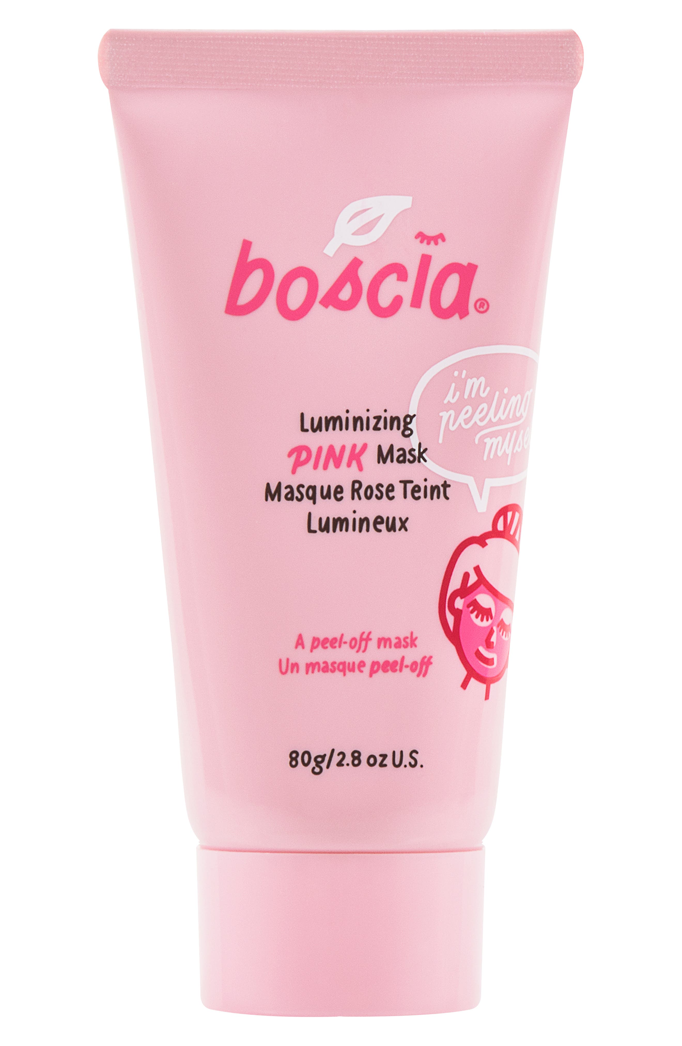Luminizing Pink Mask,                         Main,                         color, NO COLOR