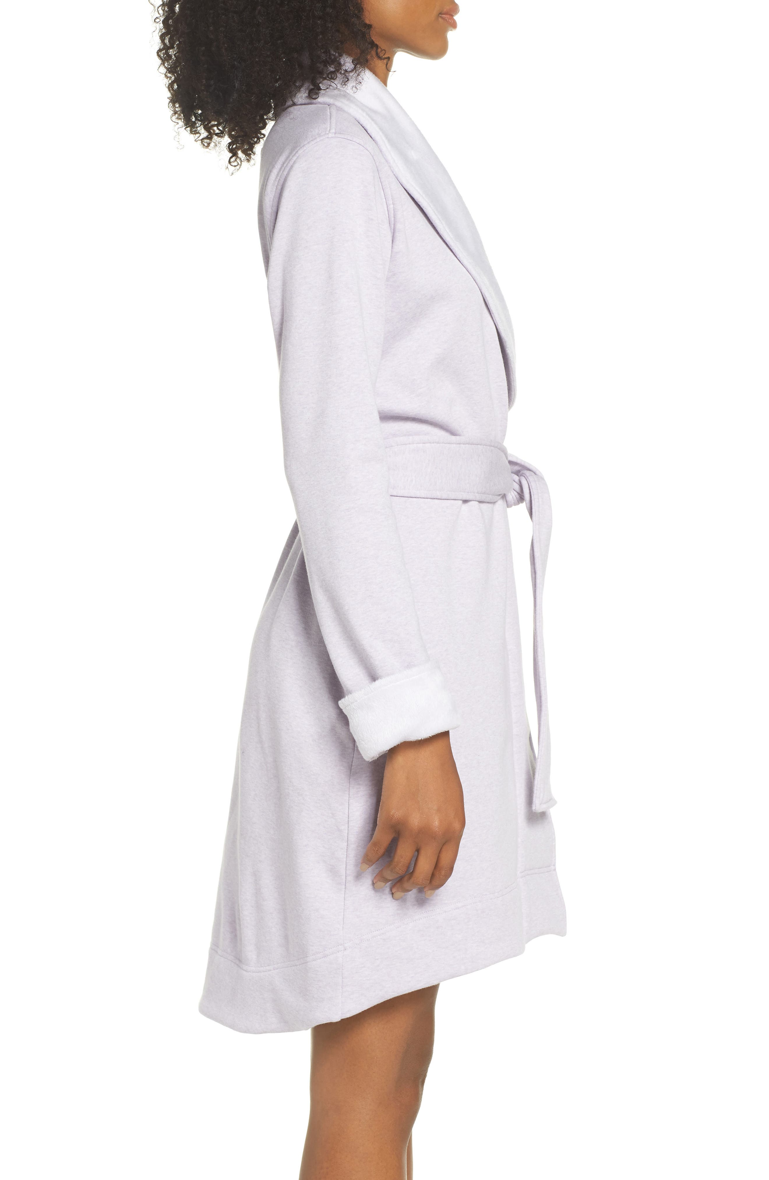 Blanche II Short Robe,                             Alternate thumbnail 20, color,