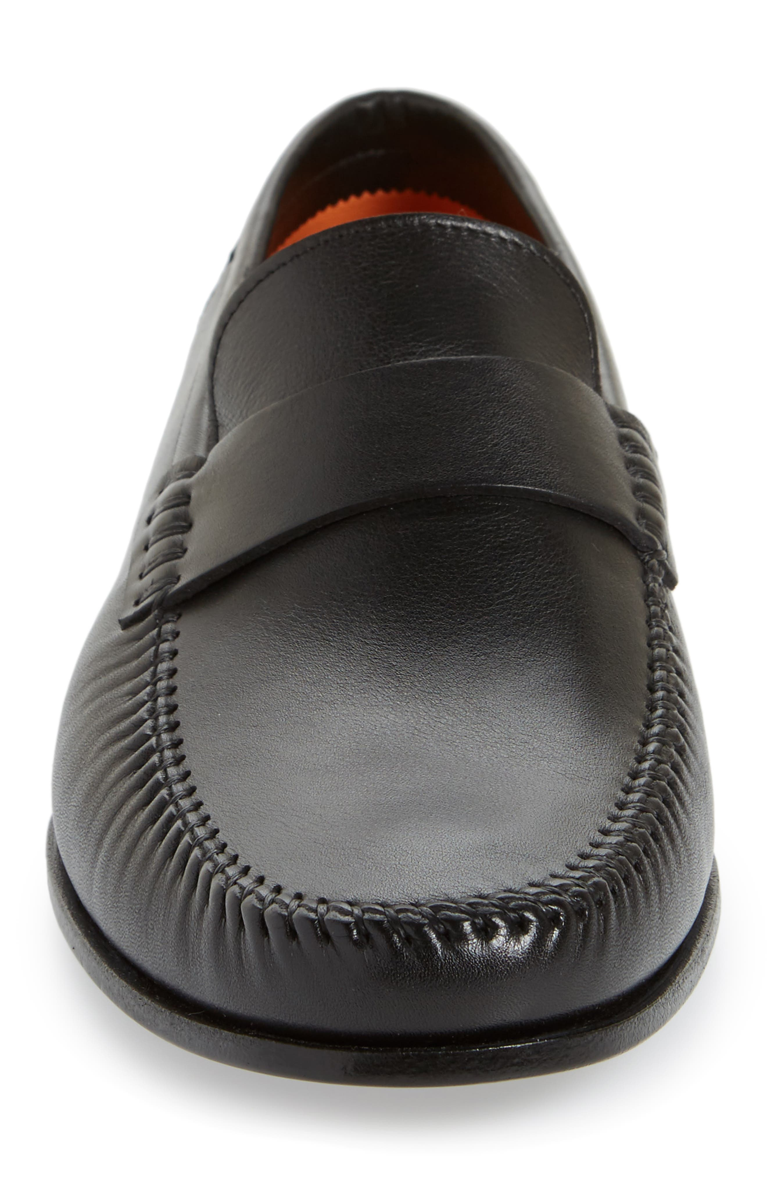 'Paine' Loafer,                             Alternate thumbnail 4, color,                             002
