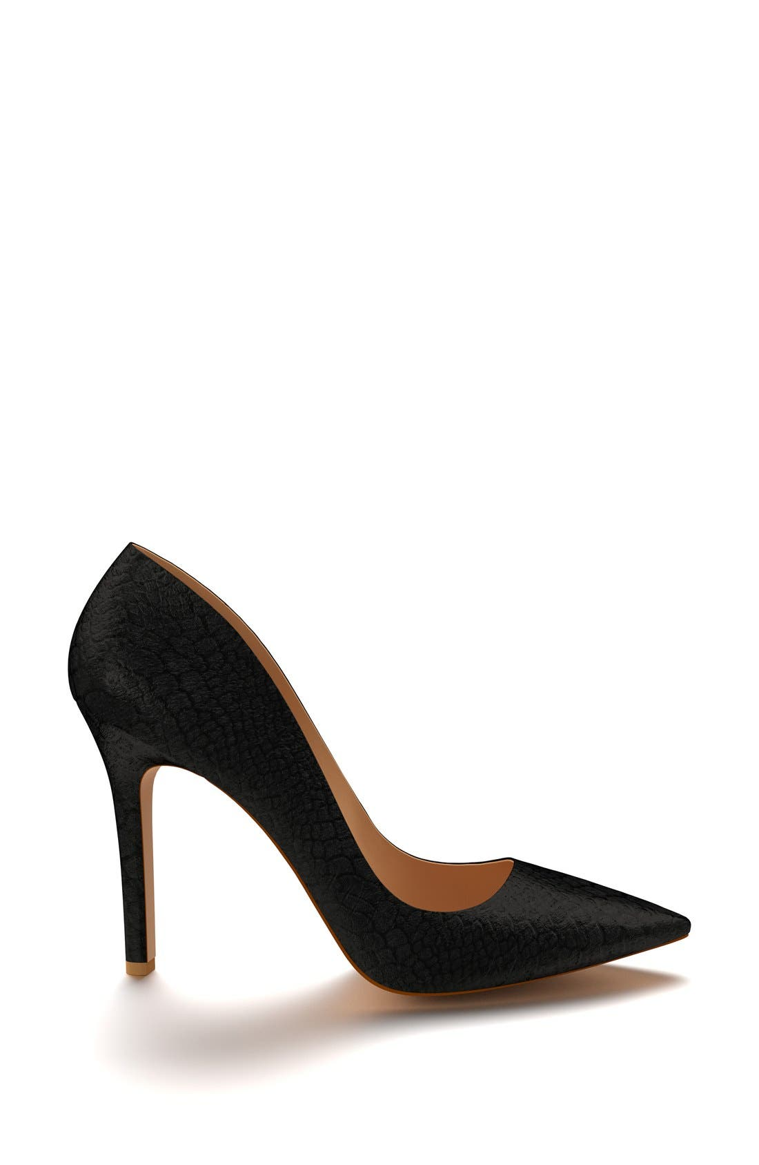 Pointy Toe Pump,                             Alternate thumbnail 23, color,