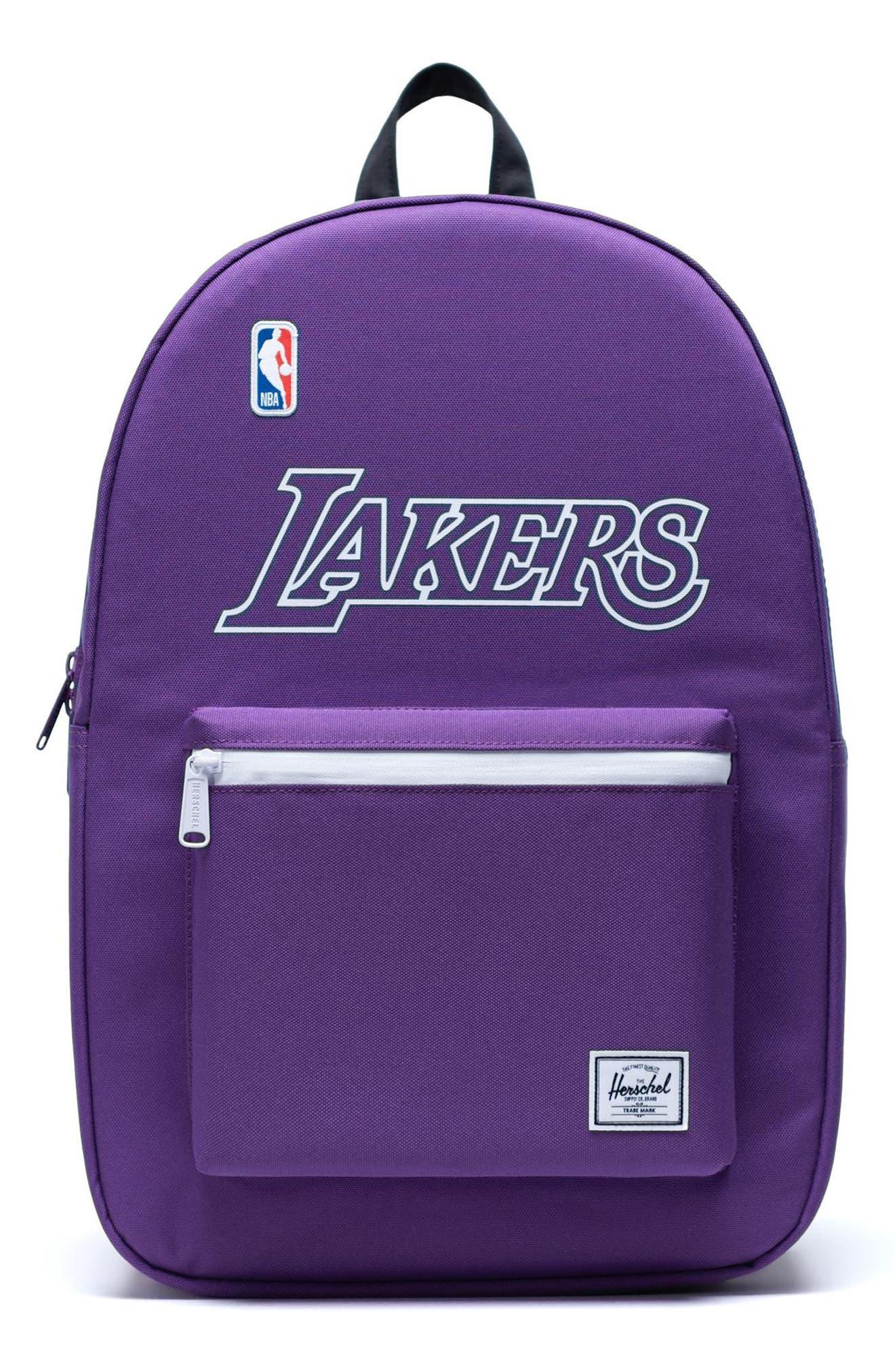 Herschel Supply Co. Settlement Nba Champions 15-Inch Laptop Backpack - Purple