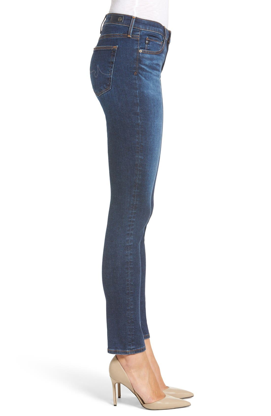 'Prima' Skinny Jeans,                             Alternate thumbnail 20, color,