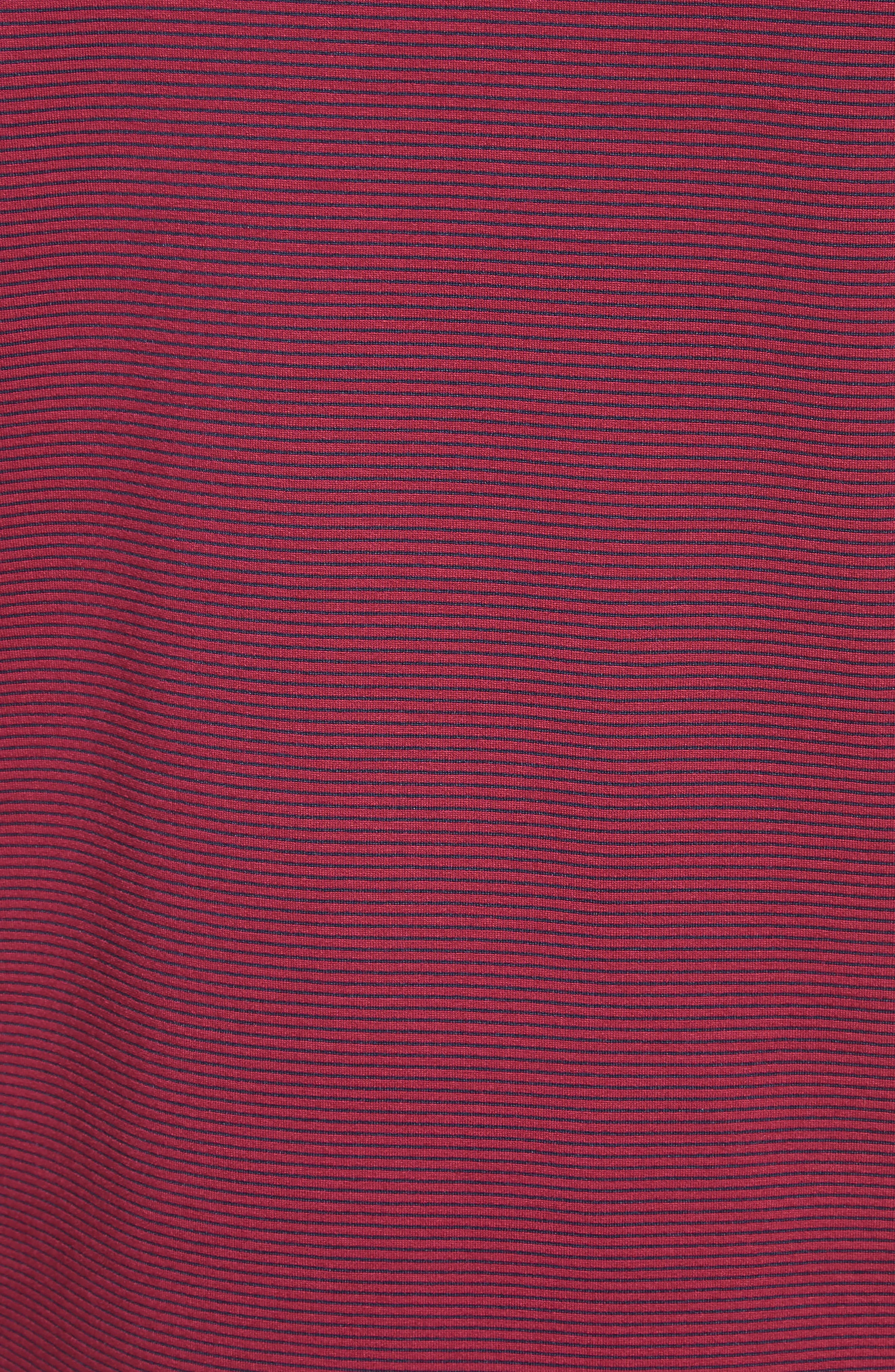 Slim Fit Knit Shirt,                             Alternate thumbnail 5, color,                             930