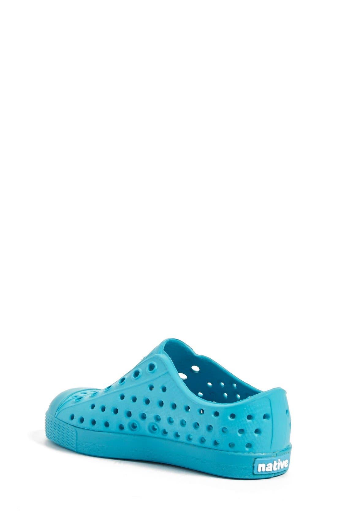 'Jefferson' Water Friendly Slip-On Sneaker,                             Alternate thumbnail 105, color,