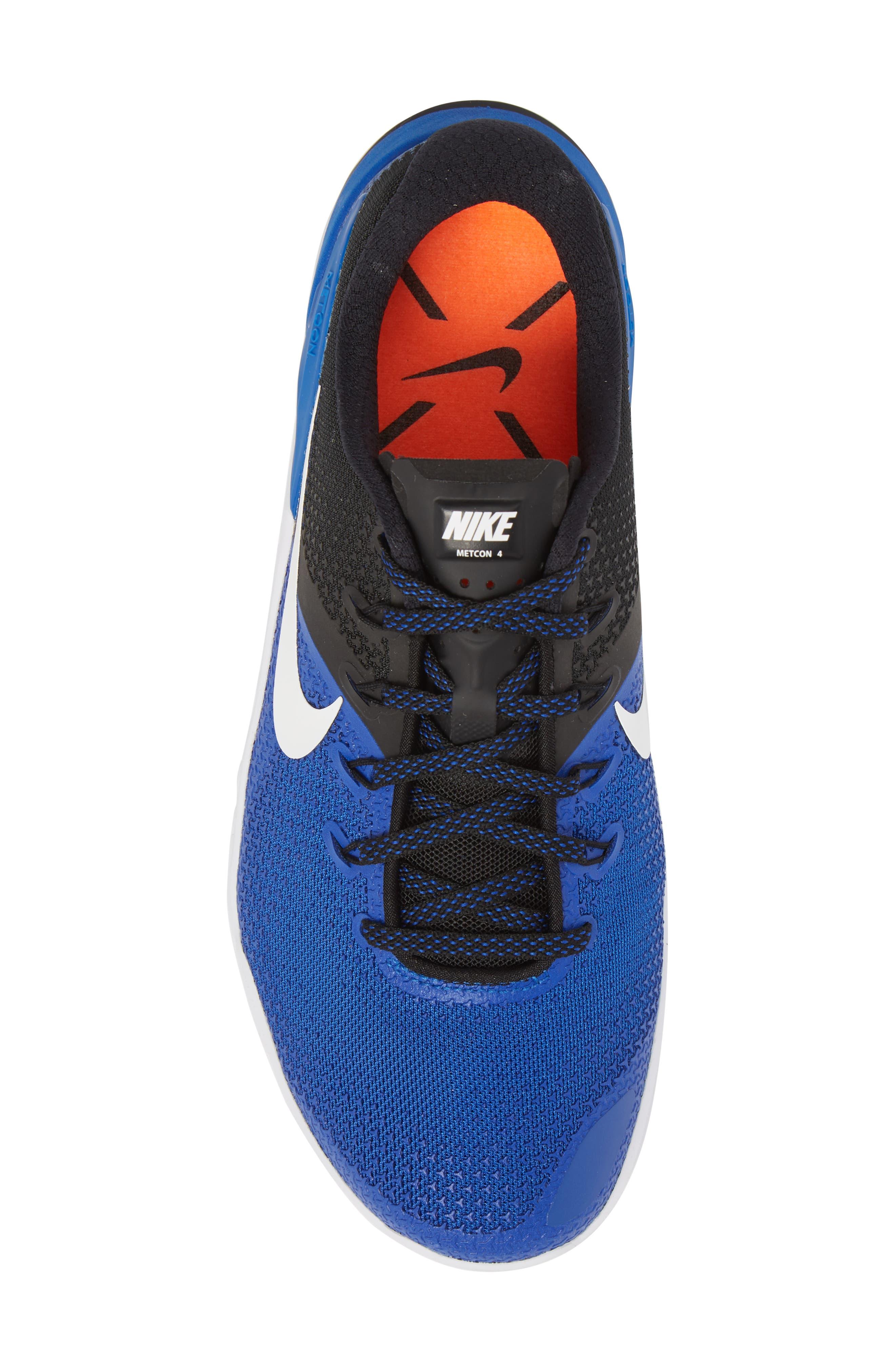Metcon 4 Training Shoe,                             Alternate thumbnail 5, color,                             410