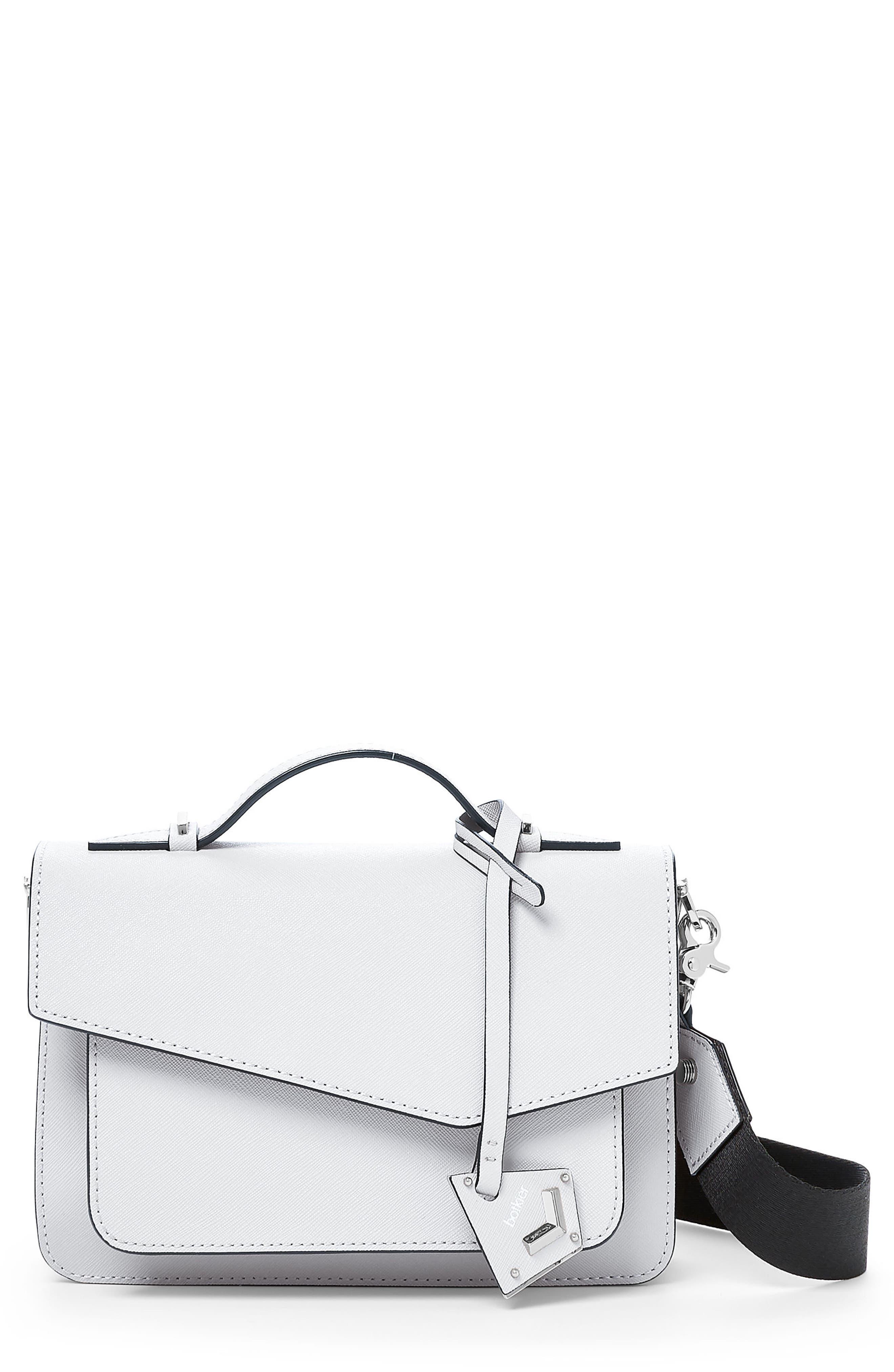 Cobble Hill Leather Crossbody Bag,                             Main thumbnail 4, color,