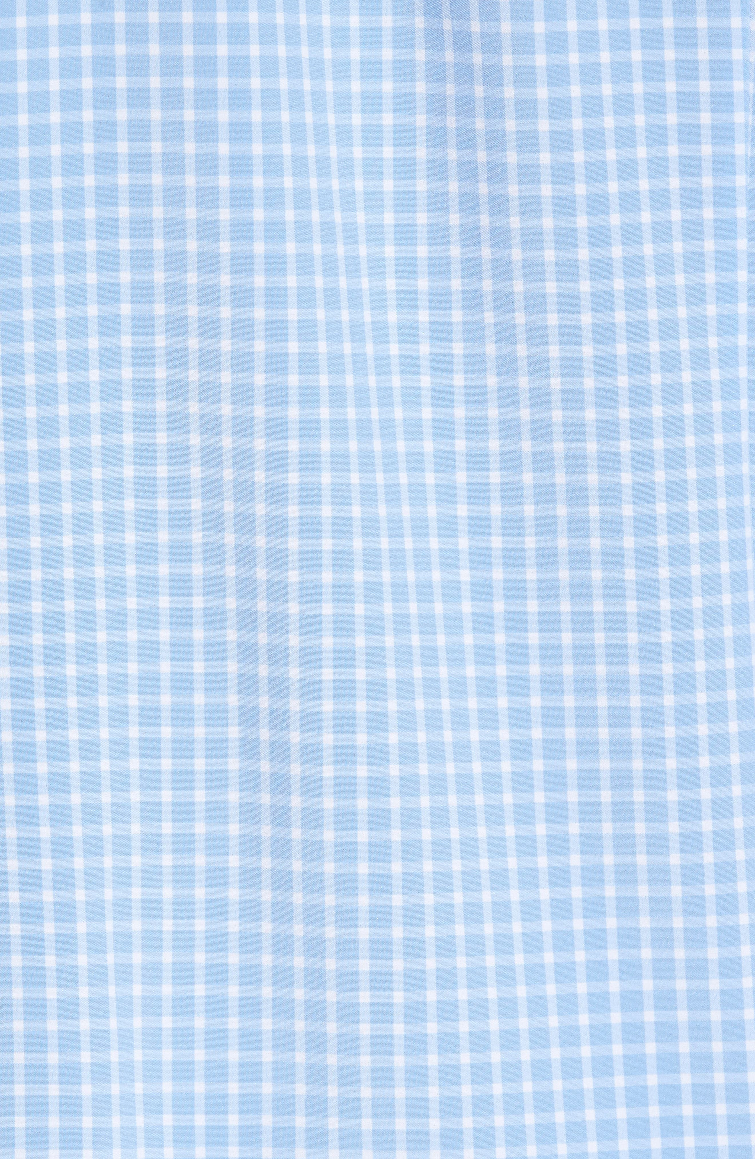 Carter Windowpane Check Sport Shirt,                             Alternate thumbnail 5, color,                             400