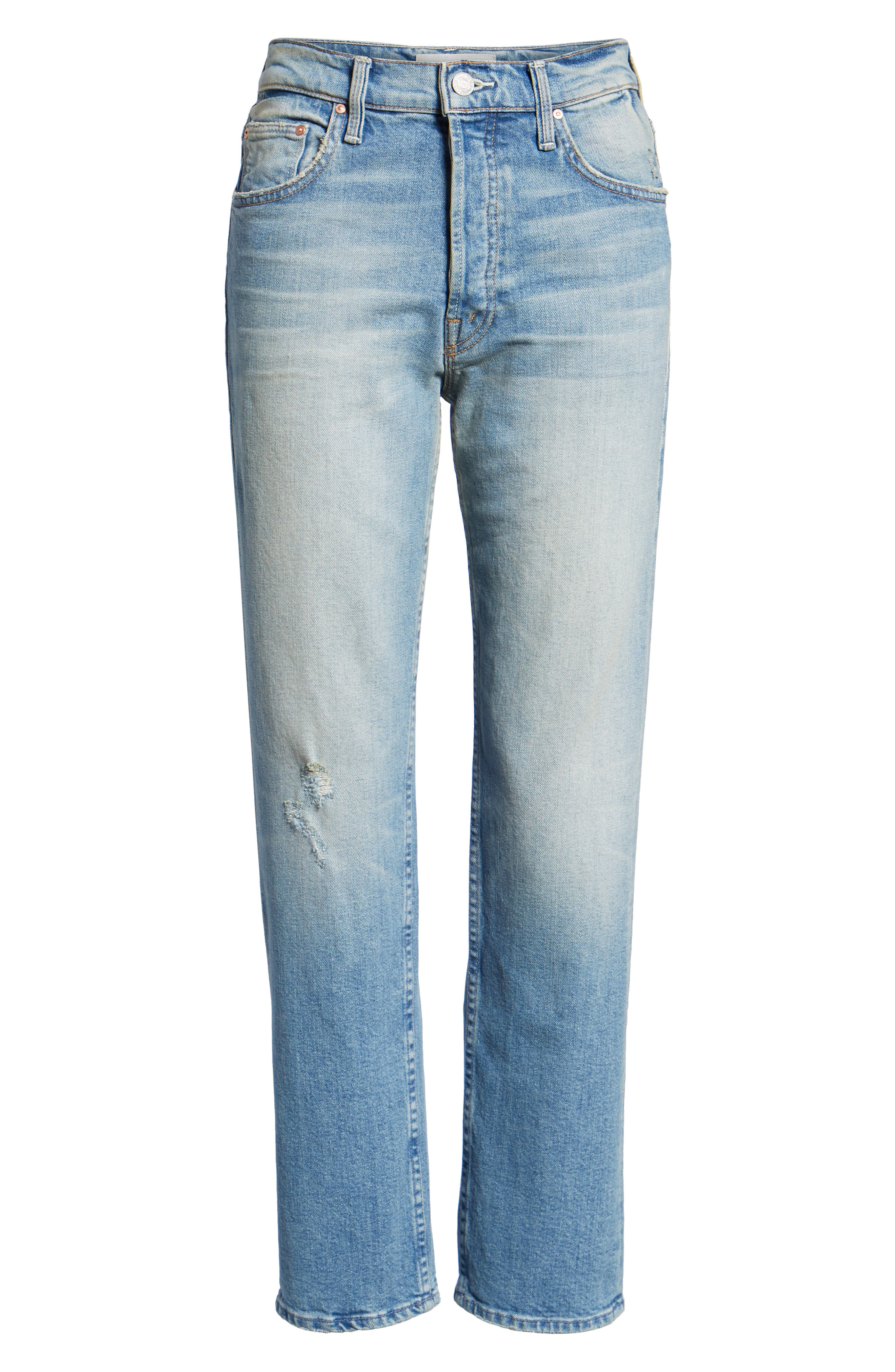 The Tomcat Ankle Straight Leg Jeans,                             Alternate thumbnail 7, color,                             GOSPEL GRACE