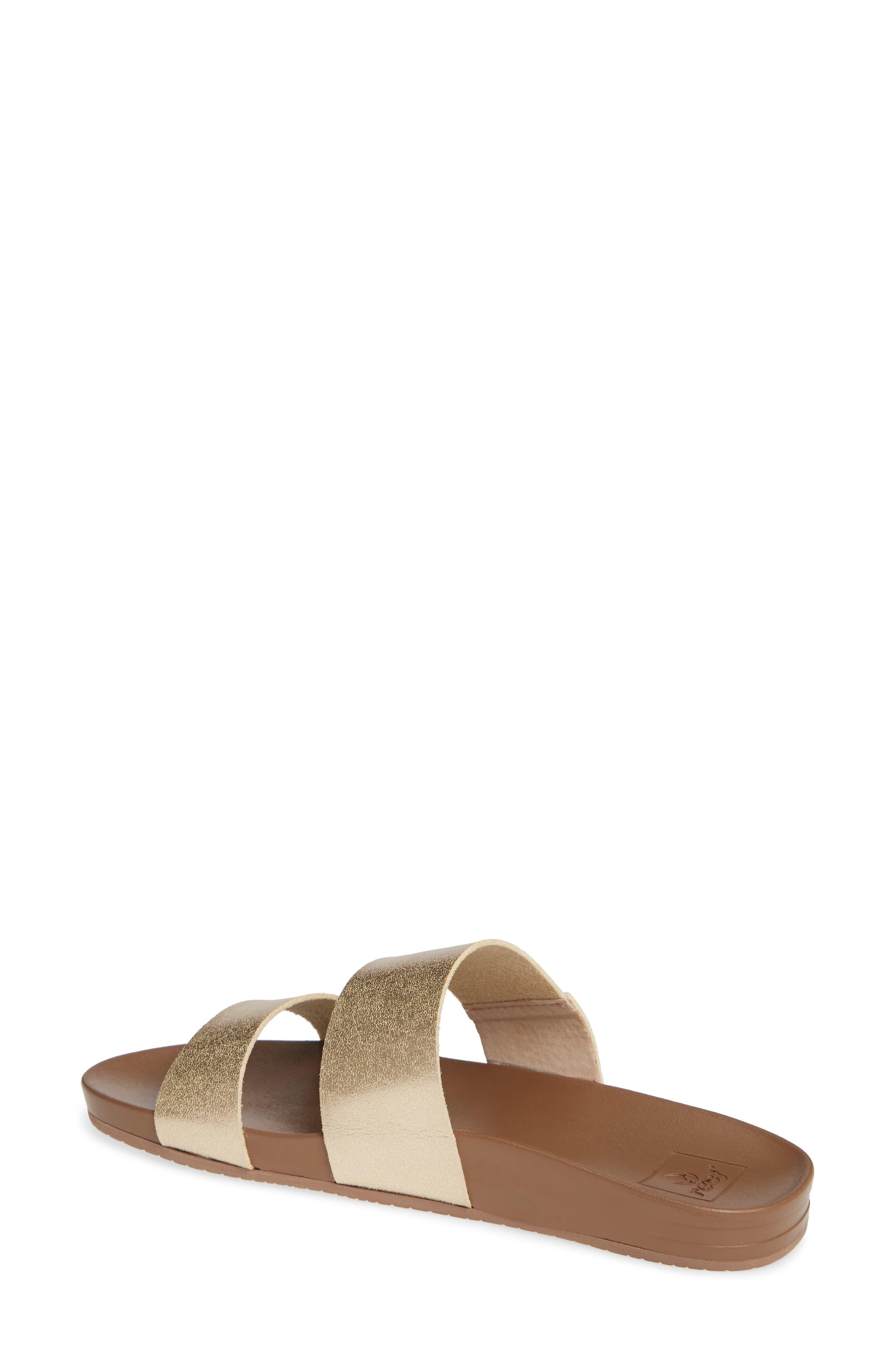 REEF,                             Cushion Bounce Vista Slide Sandal,                             Alternate thumbnail 2, color,                             710