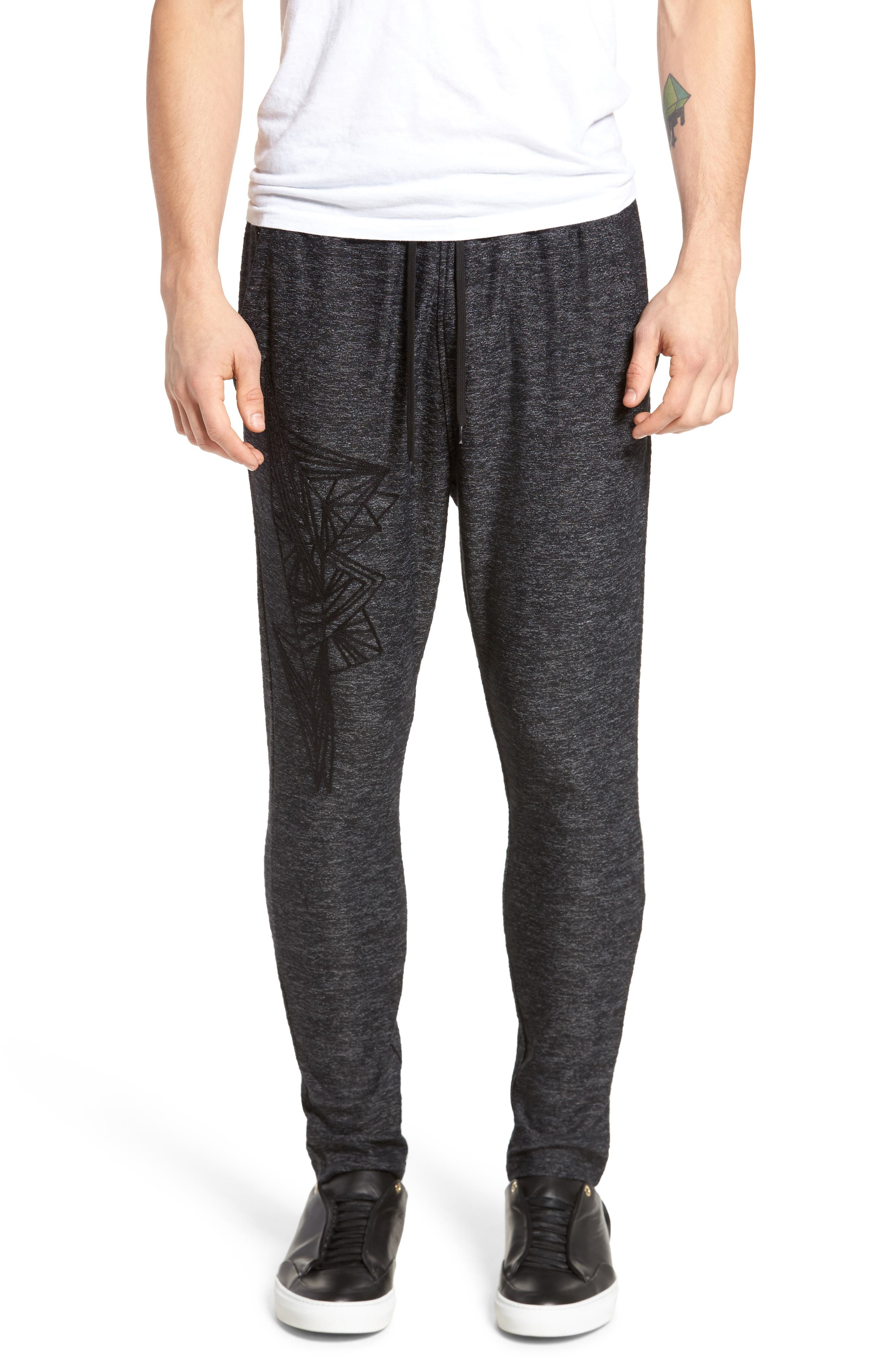 Fleece Pants,                         Main,                         color, 001