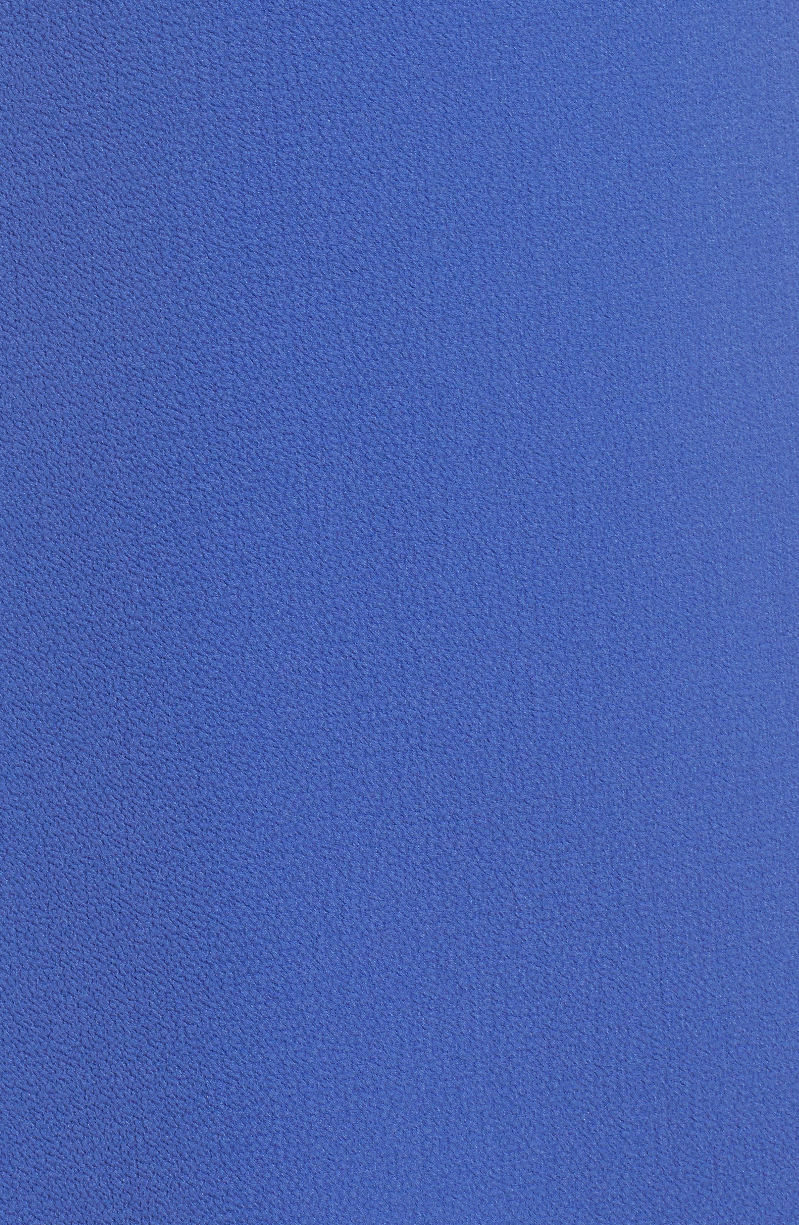 Zipper Back Ruffle Dress,                             Alternate thumbnail 15, color,