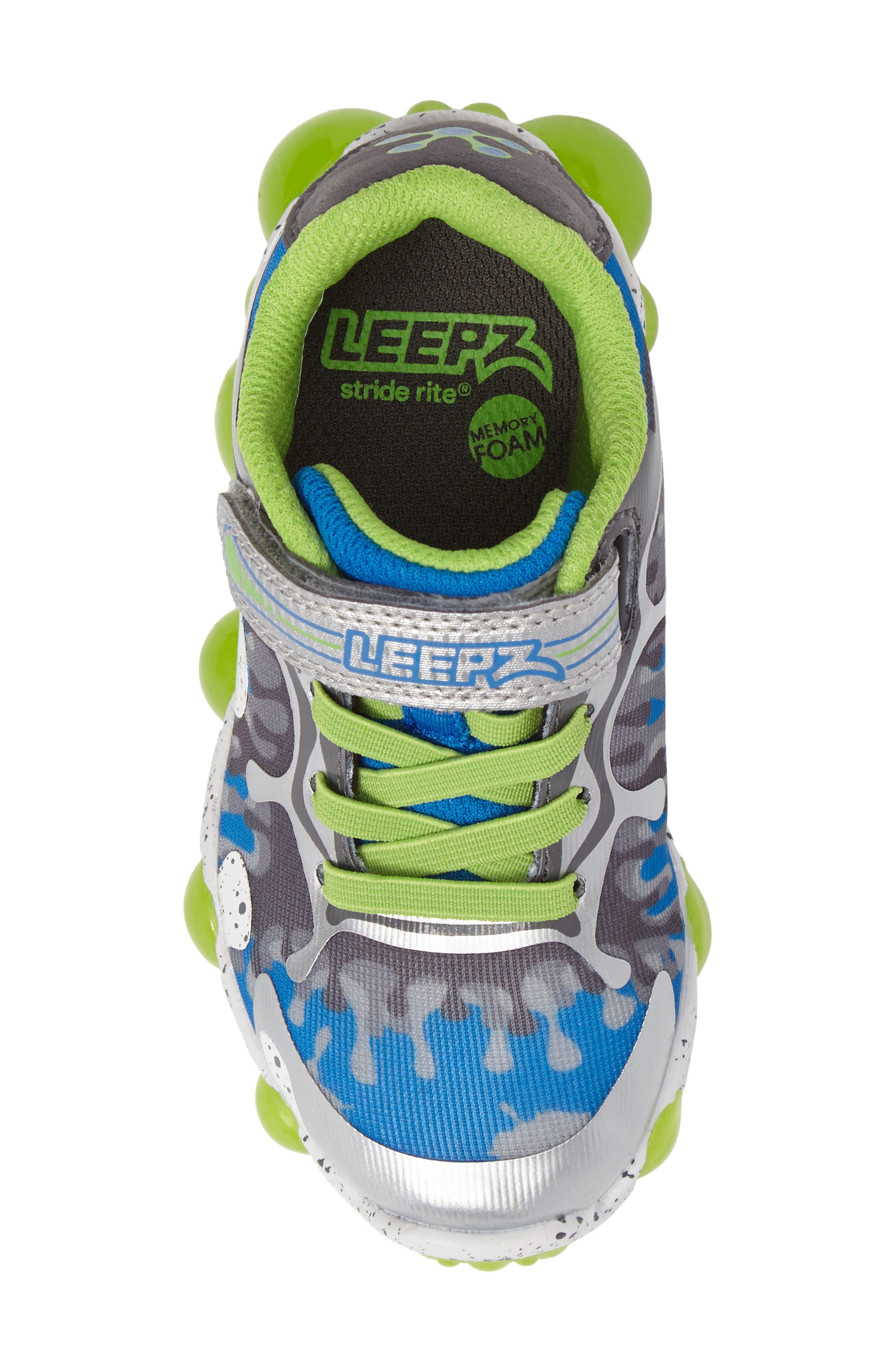 'Leepz' Light-Up Sneaker,                             Alternate thumbnail 31, color,