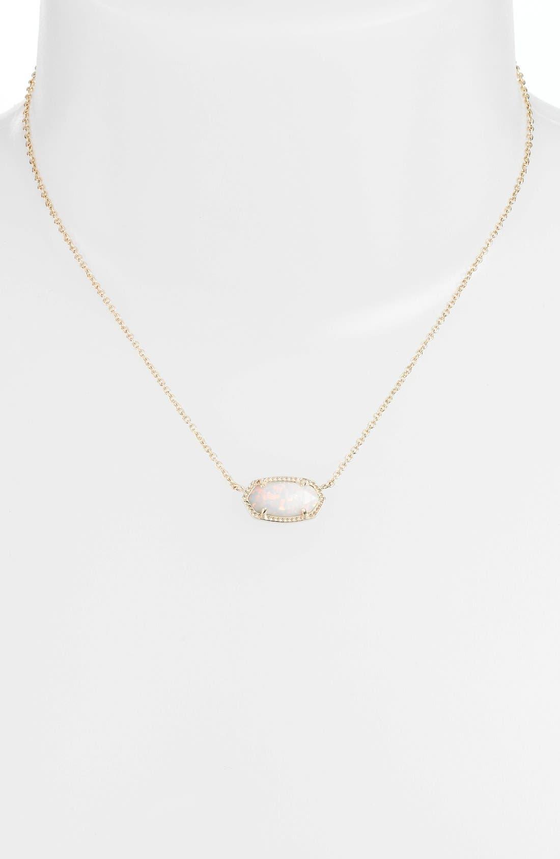 'Elisa' Pendant Necklace,                             Alternate thumbnail 127, color,