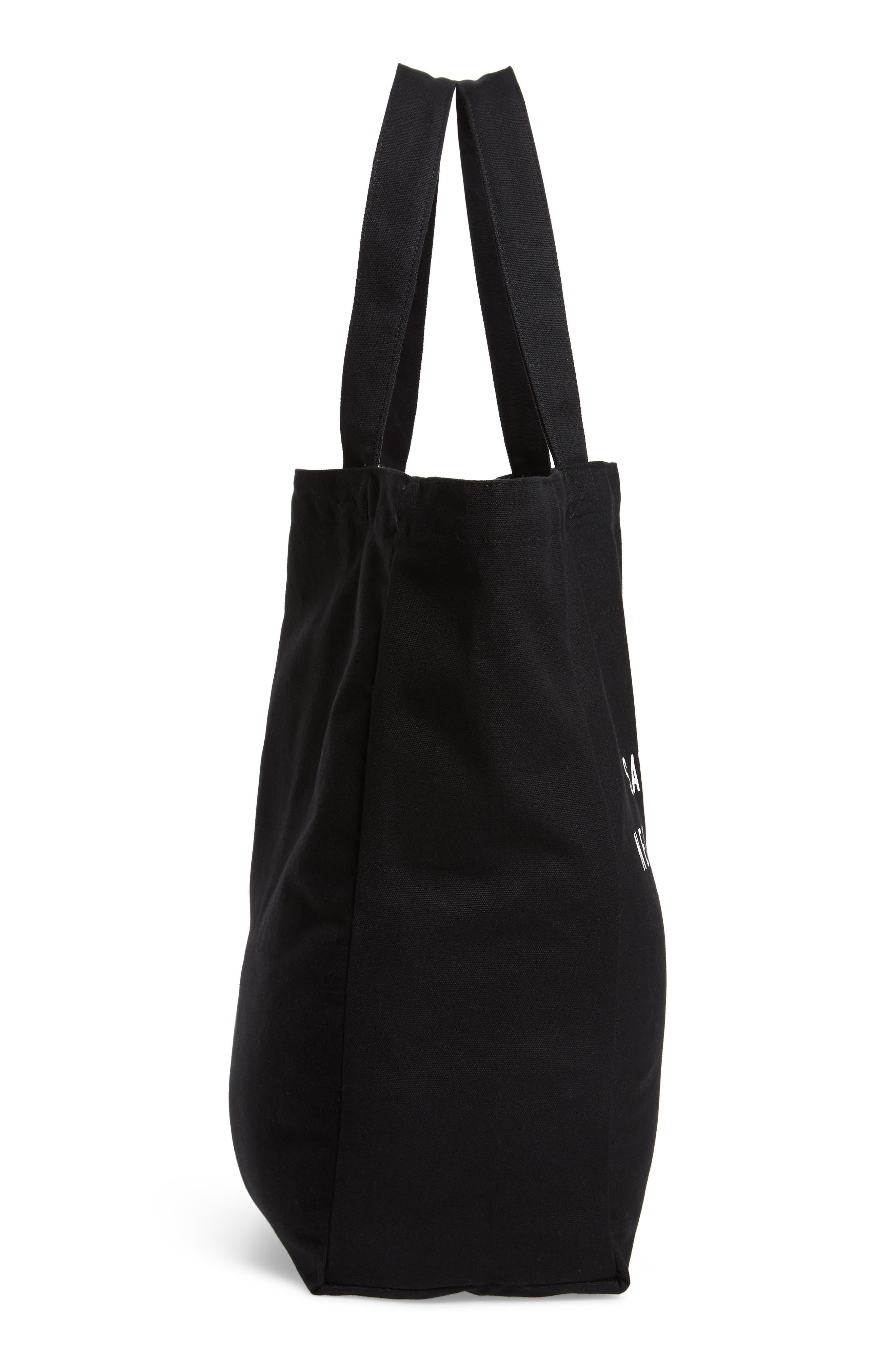 Established USA Tote Bag,                             Alternate thumbnail 5, color,                             001