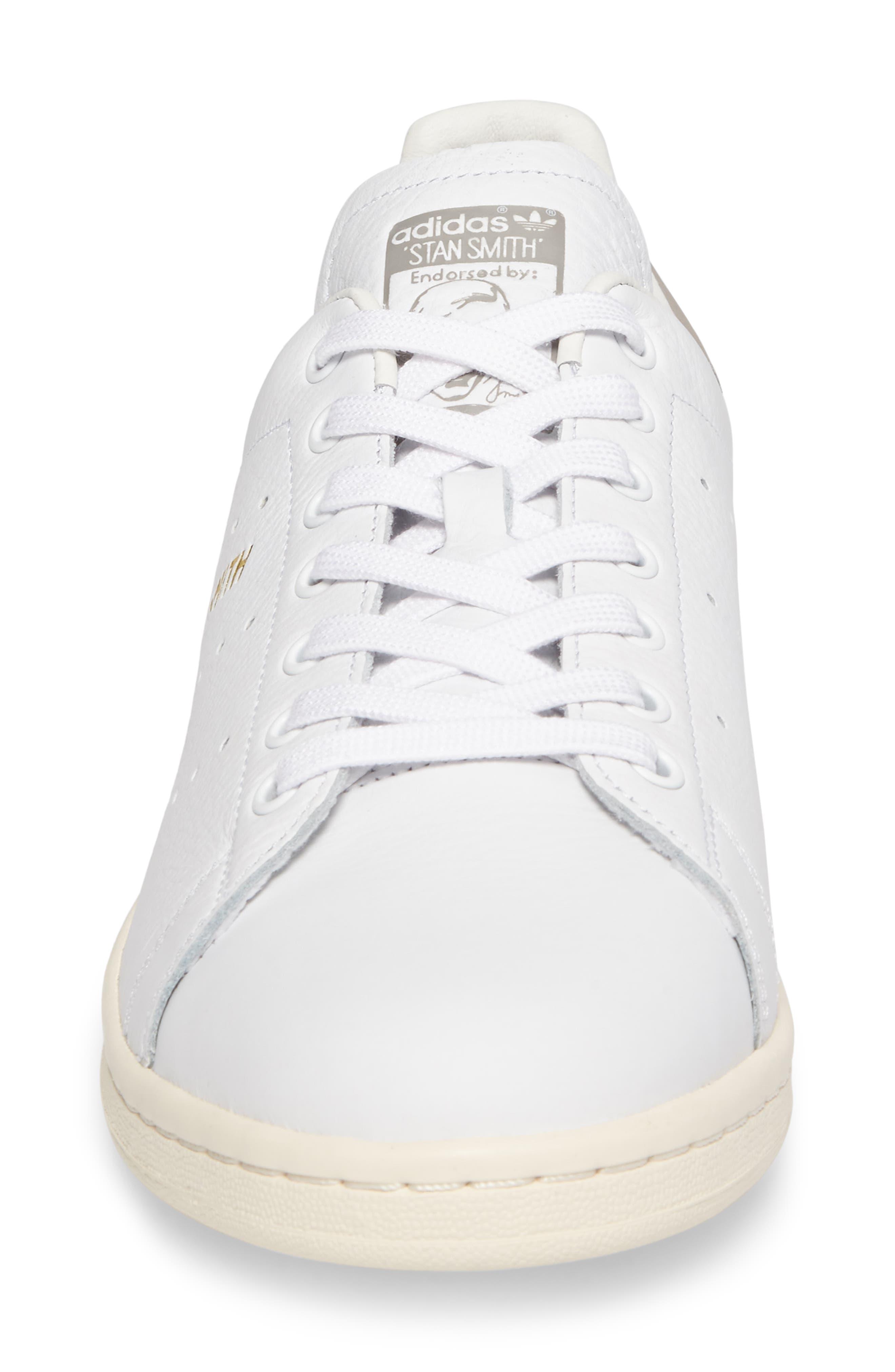 Stan Smith Sneaker,                             Alternate thumbnail 4, color,                             100
