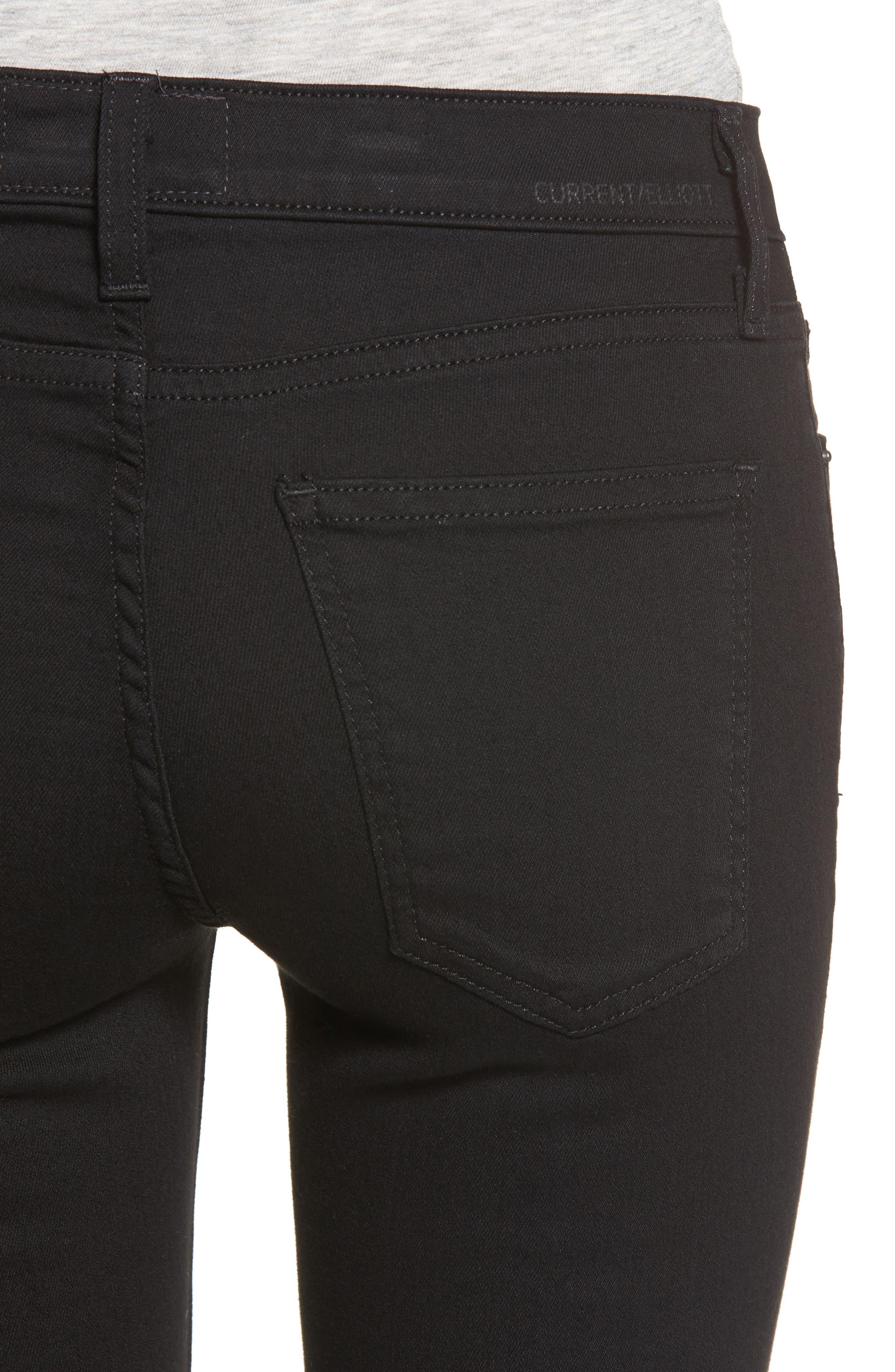 The Stiletto Skinny Jeans,                             Alternate thumbnail 4, color,                             007