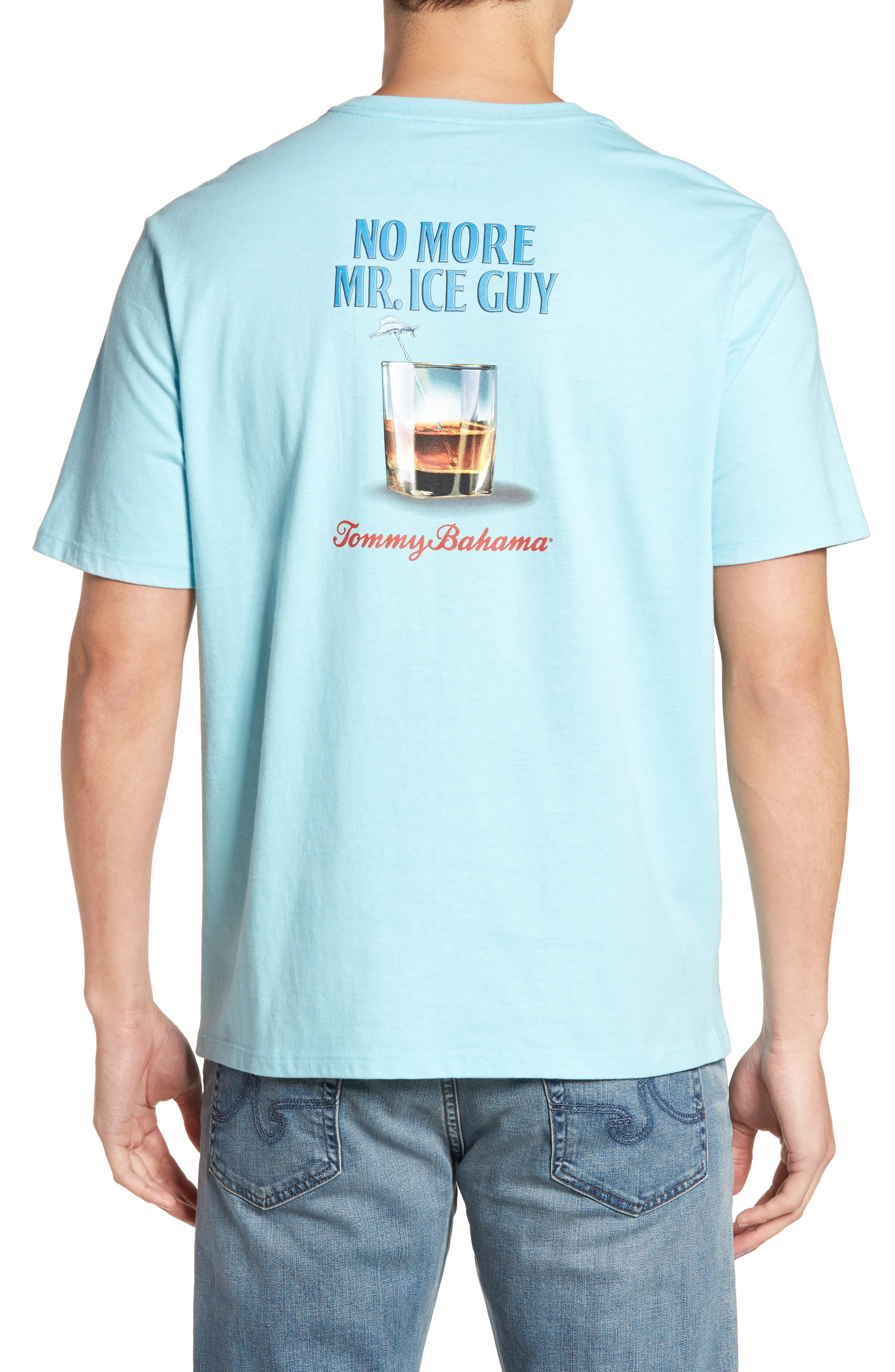 Mr. Ice Guy T-Shirt,                             Alternate thumbnail 2, color,