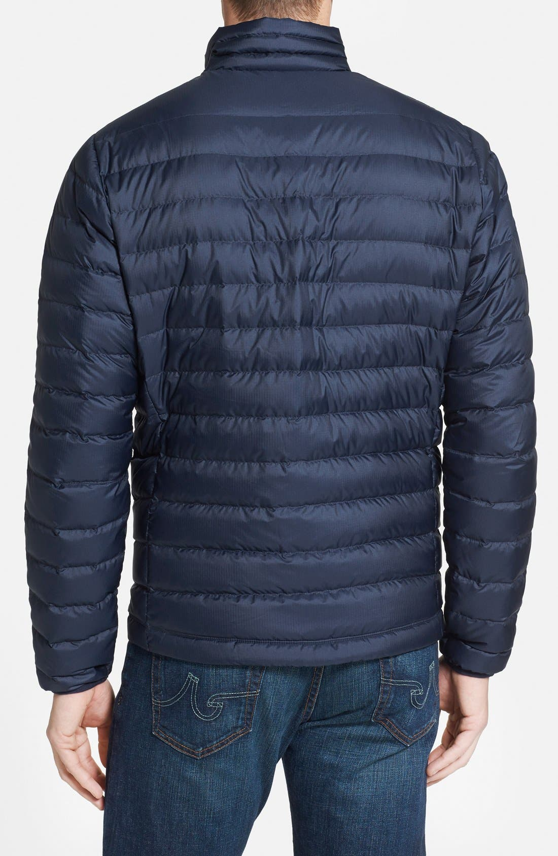 Water Repellent Down Jacket,                             Alternate thumbnail 38, color,