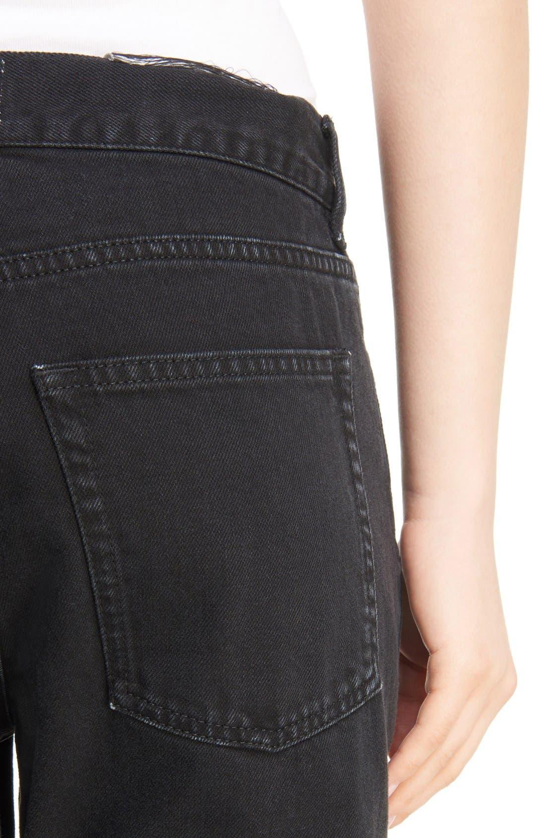 Boy Jeans,                             Alternate thumbnail 6, color,                             001