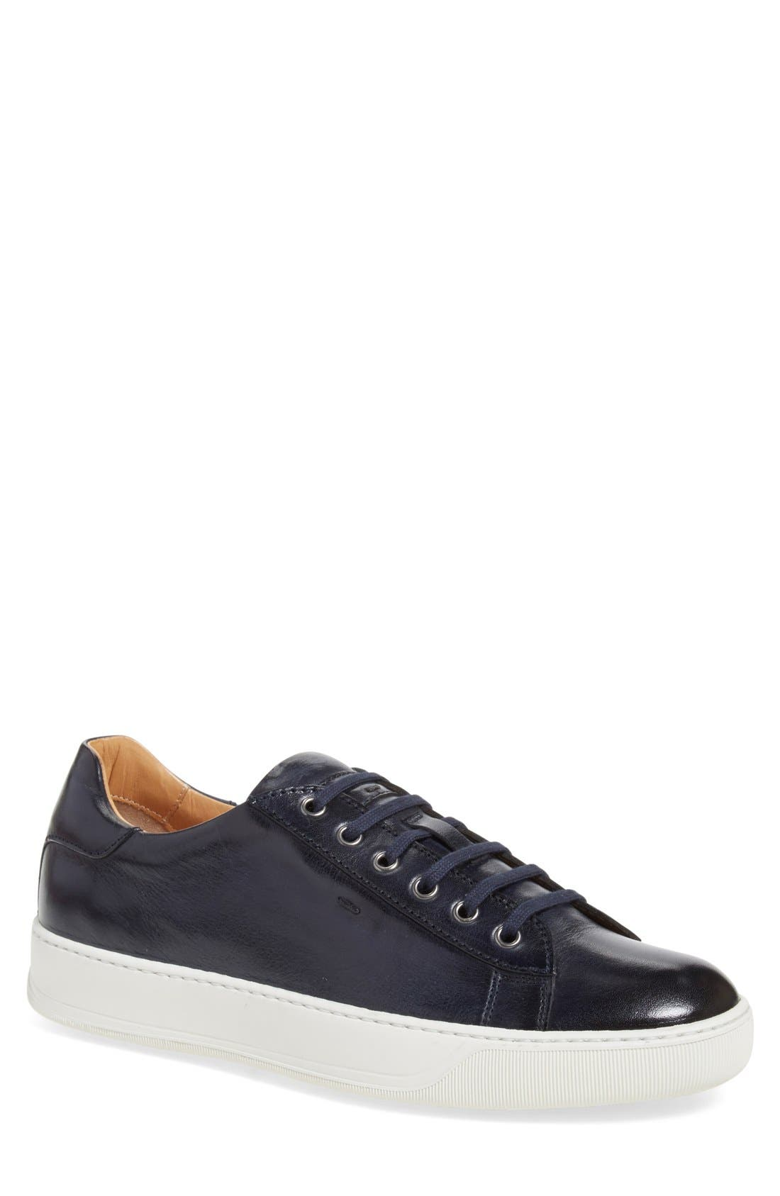 'Apache' Lace-Up Sneaker,                             Main thumbnail 1, color,                             410
