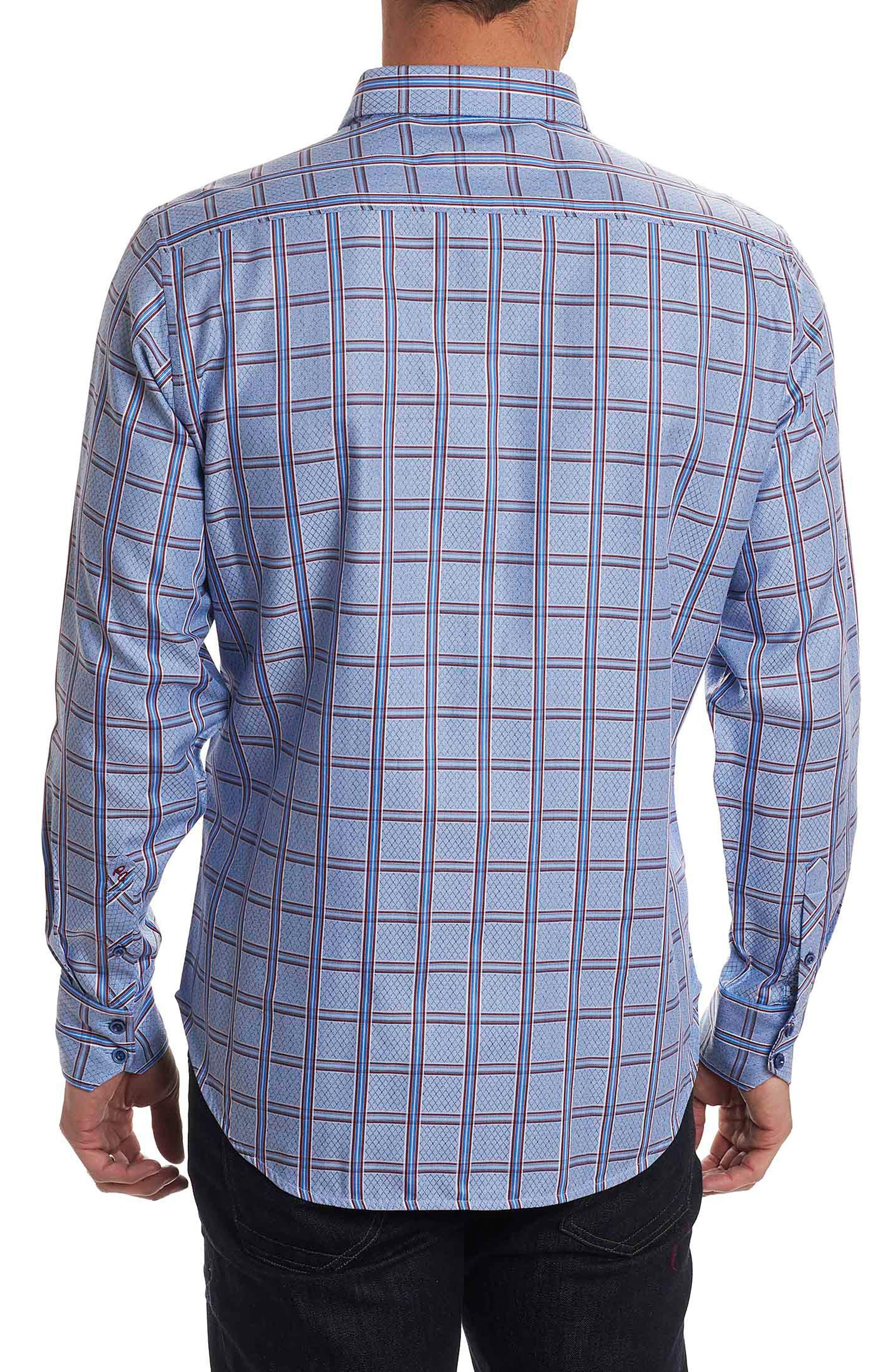 Jerold Print Sport Shirt,                             Alternate thumbnail 2, color,                             400