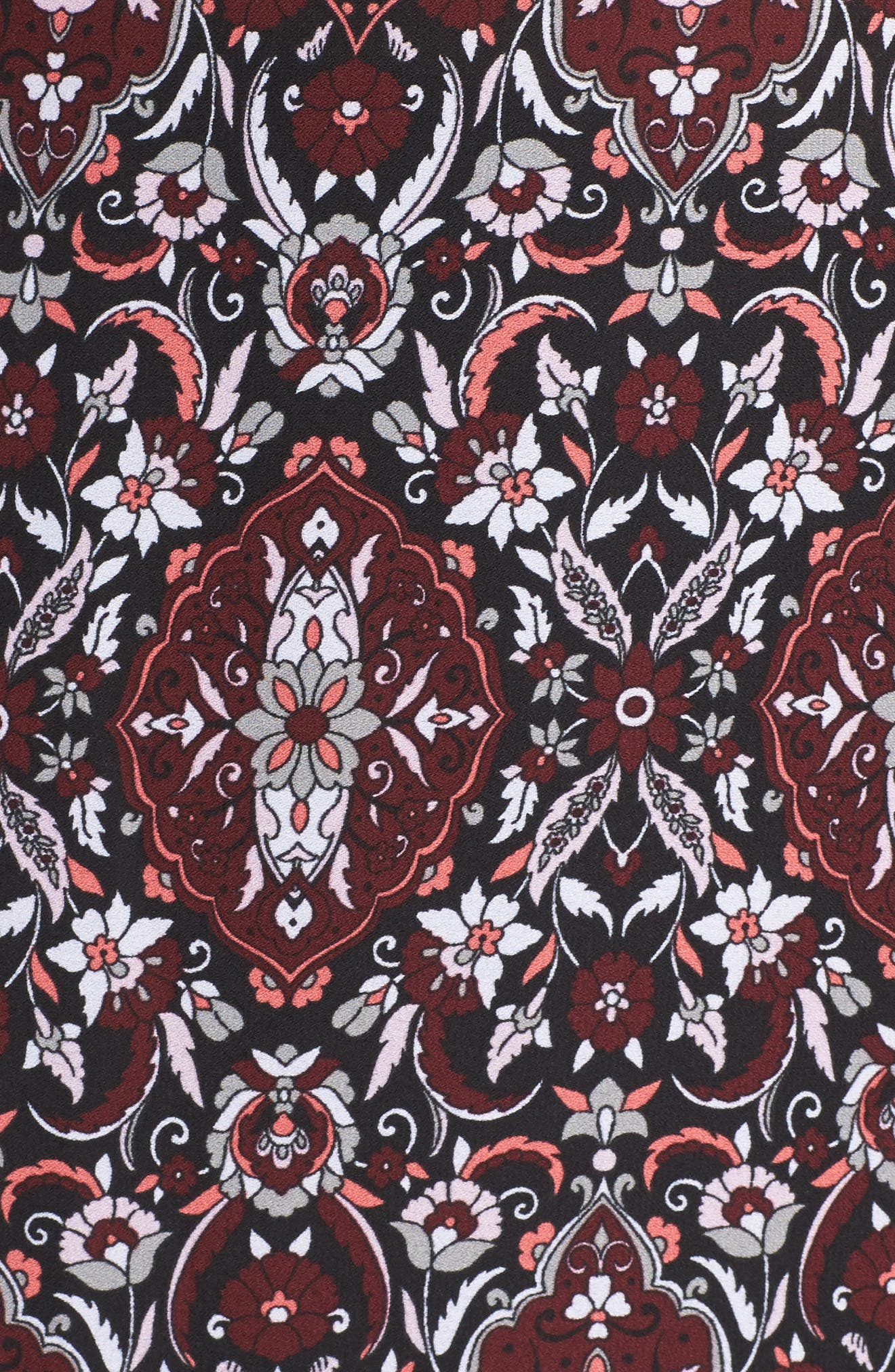 Jade Heirloom Paisley Shirt,                             Alternate thumbnail 5, color,                             602