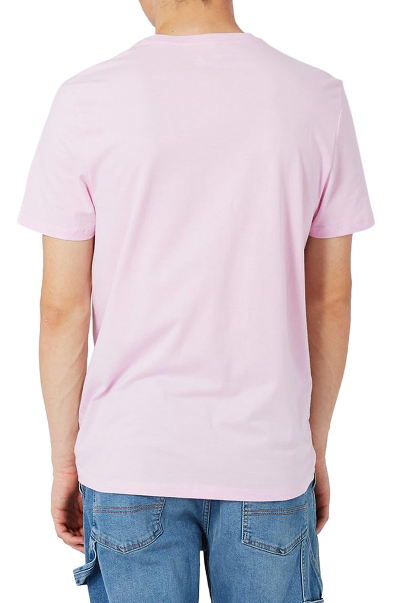 Slim Fit Crewneck T-Shirt,                             Alternate thumbnail 119, color,