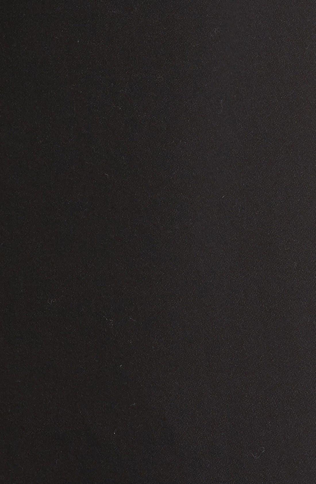 Dylan Slim Fit Pants,                             Alternate thumbnail 6, color,                             010
