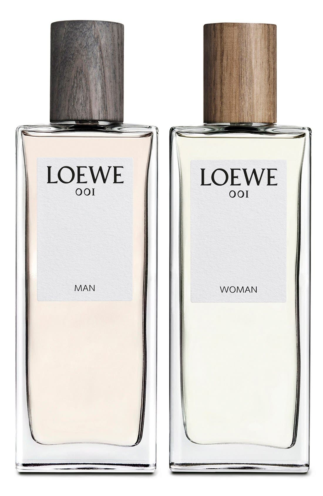 '001 Woman' Eau de Parfum,                             Alternate thumbnail 2, color,