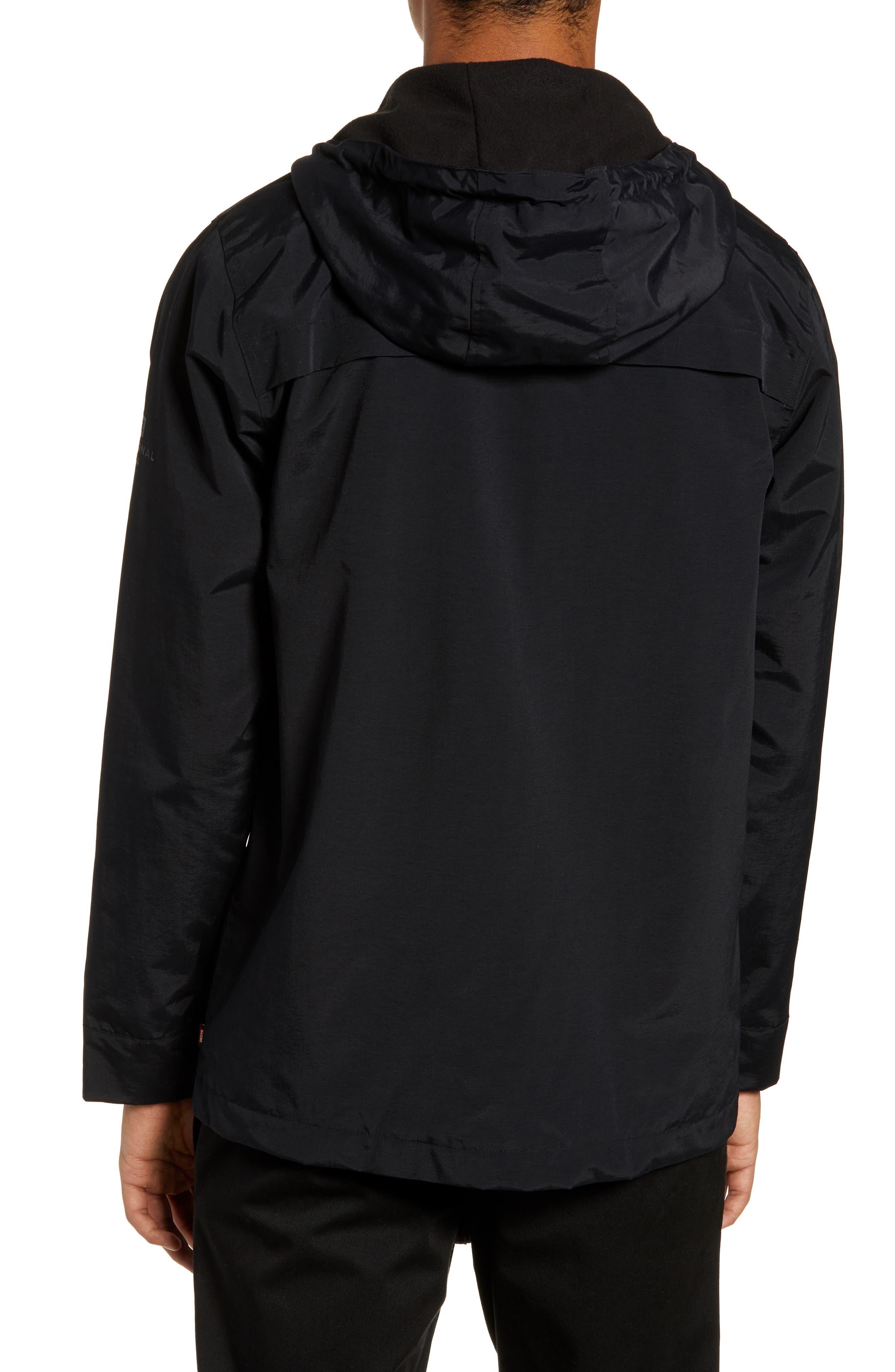 Goodstock Utility Jacket,                             Alternate thumbnail 2, color,                             BLACK
