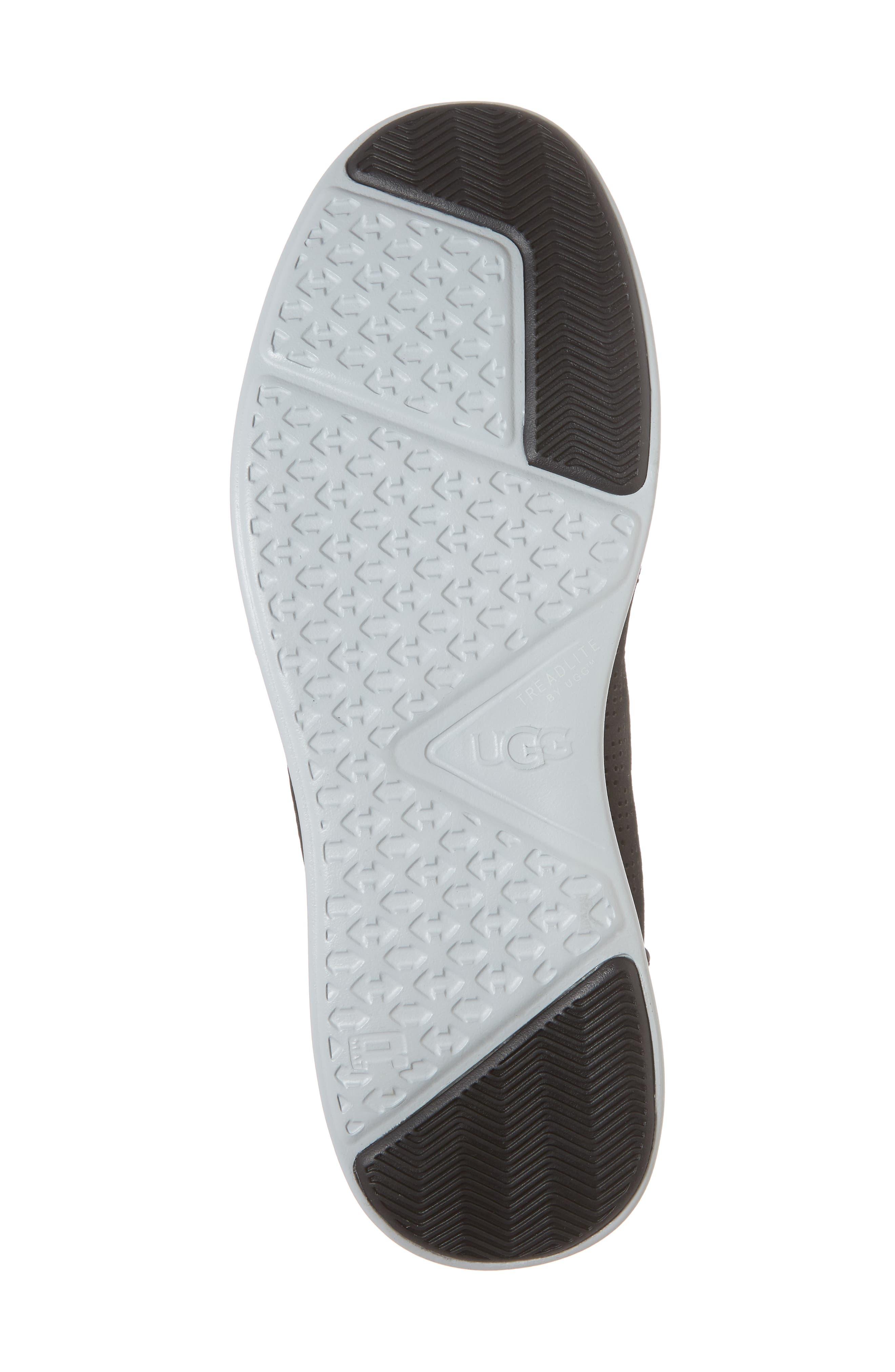 UGG<SUP>®</SUP>,                             Larken Chukka Sneaker,                             Alternate thumbnail 6, color,                             001