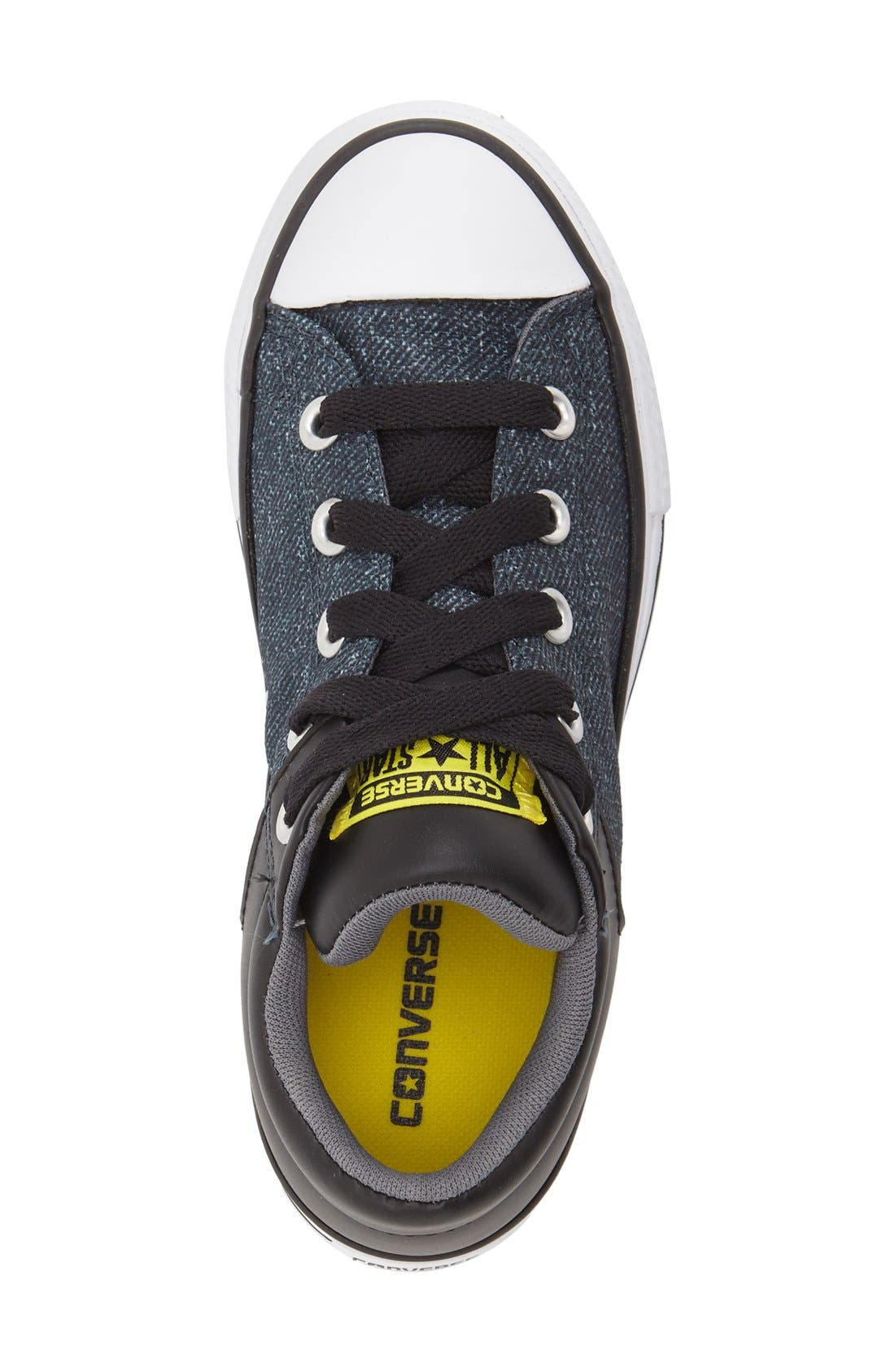 Chuck Taylor<sup>®</sup> All Star<sup>®</sup> 'High Street' Slip-On Sneaker,                             Alternate thumbnail 8, color,