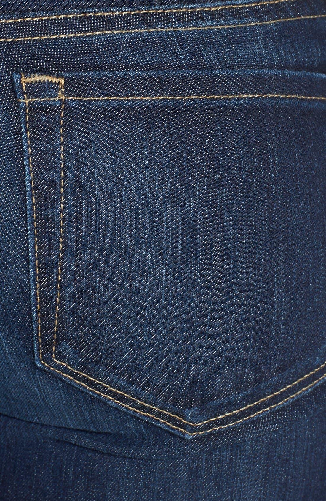 Low Rise Skinny Jeans,                             Alternate thumbnail 5, color,