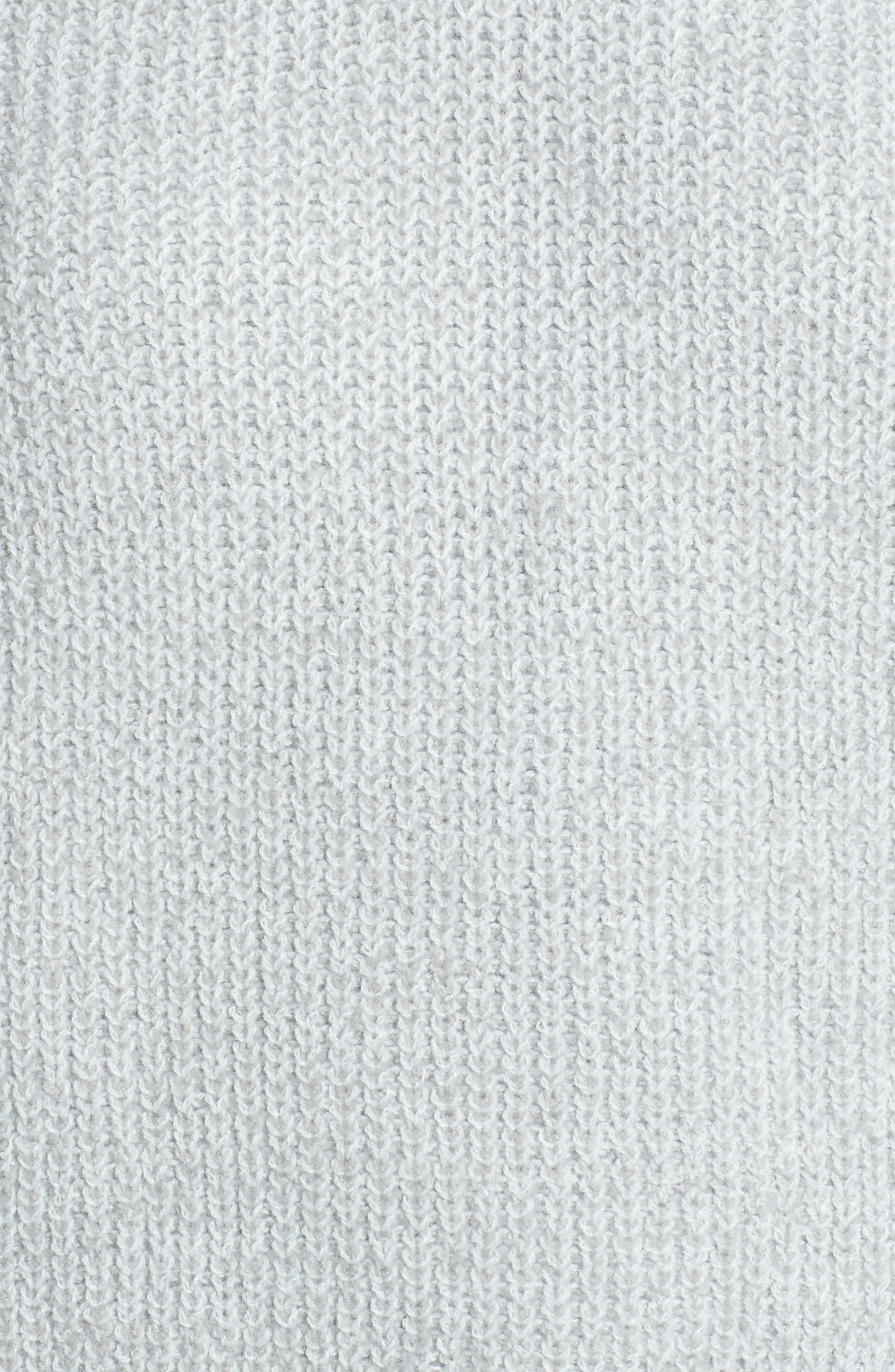 Cutout Turtleneck Sweater,                             Alternate thumbnail 10, color,