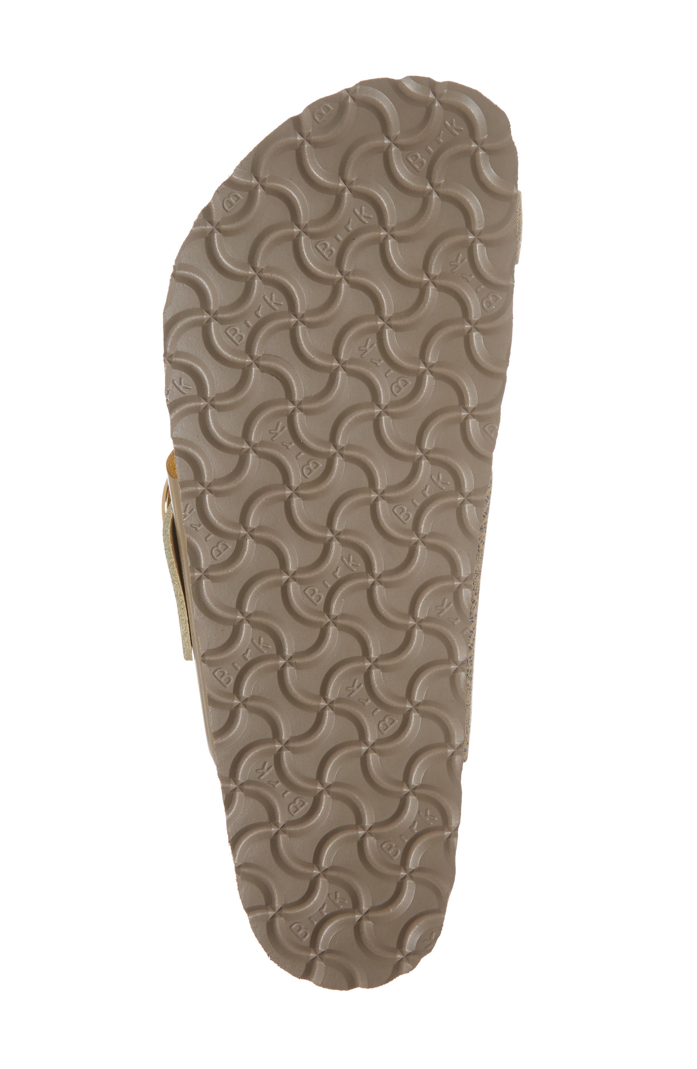 Mirimar Big Buckle Slide Sandal,                             Alternate thumbnail 6, color,                             400