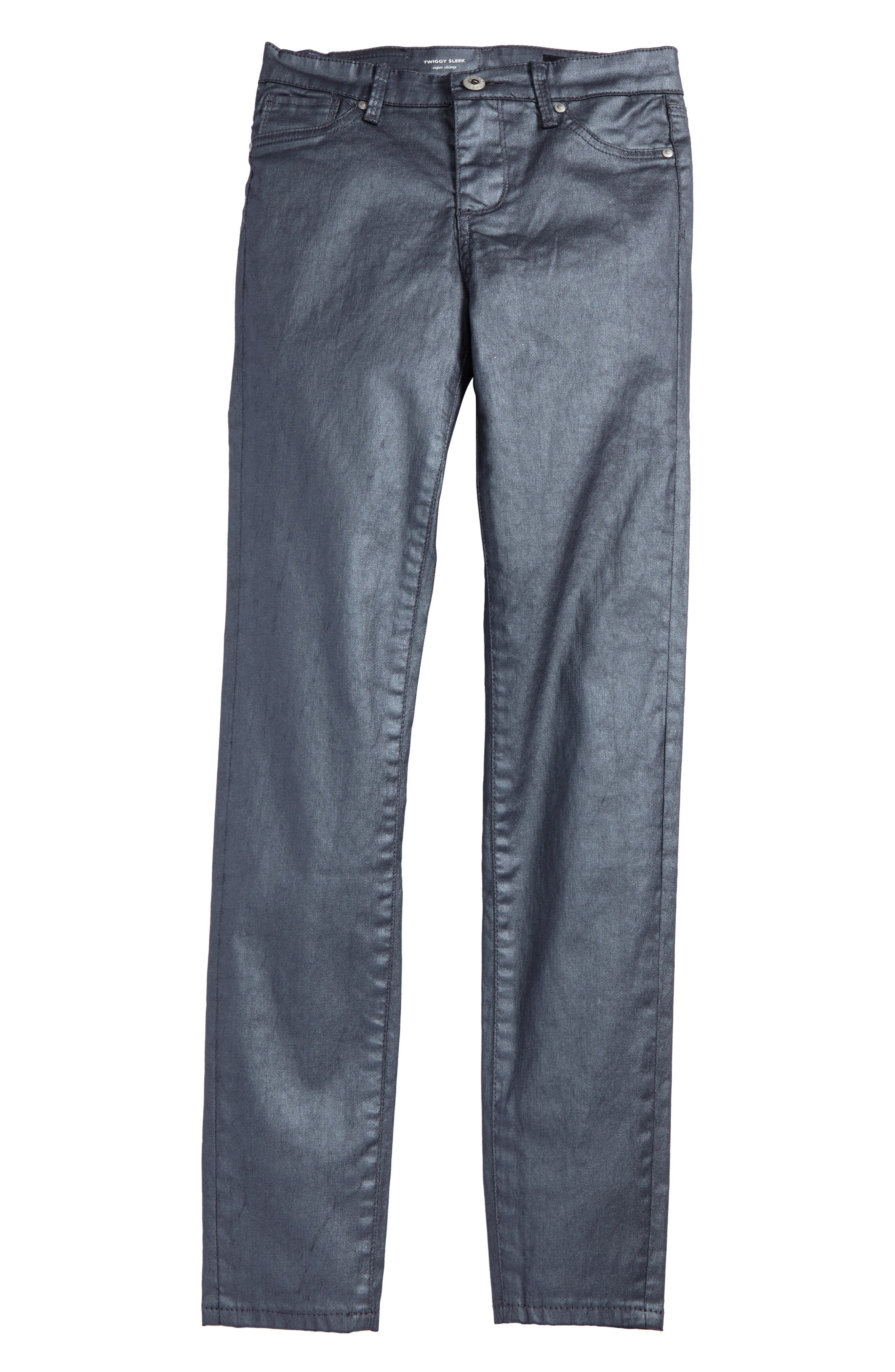 The Sleek Twiggy Ankle Jeans,                             Main thumbnail 1, color,                             012