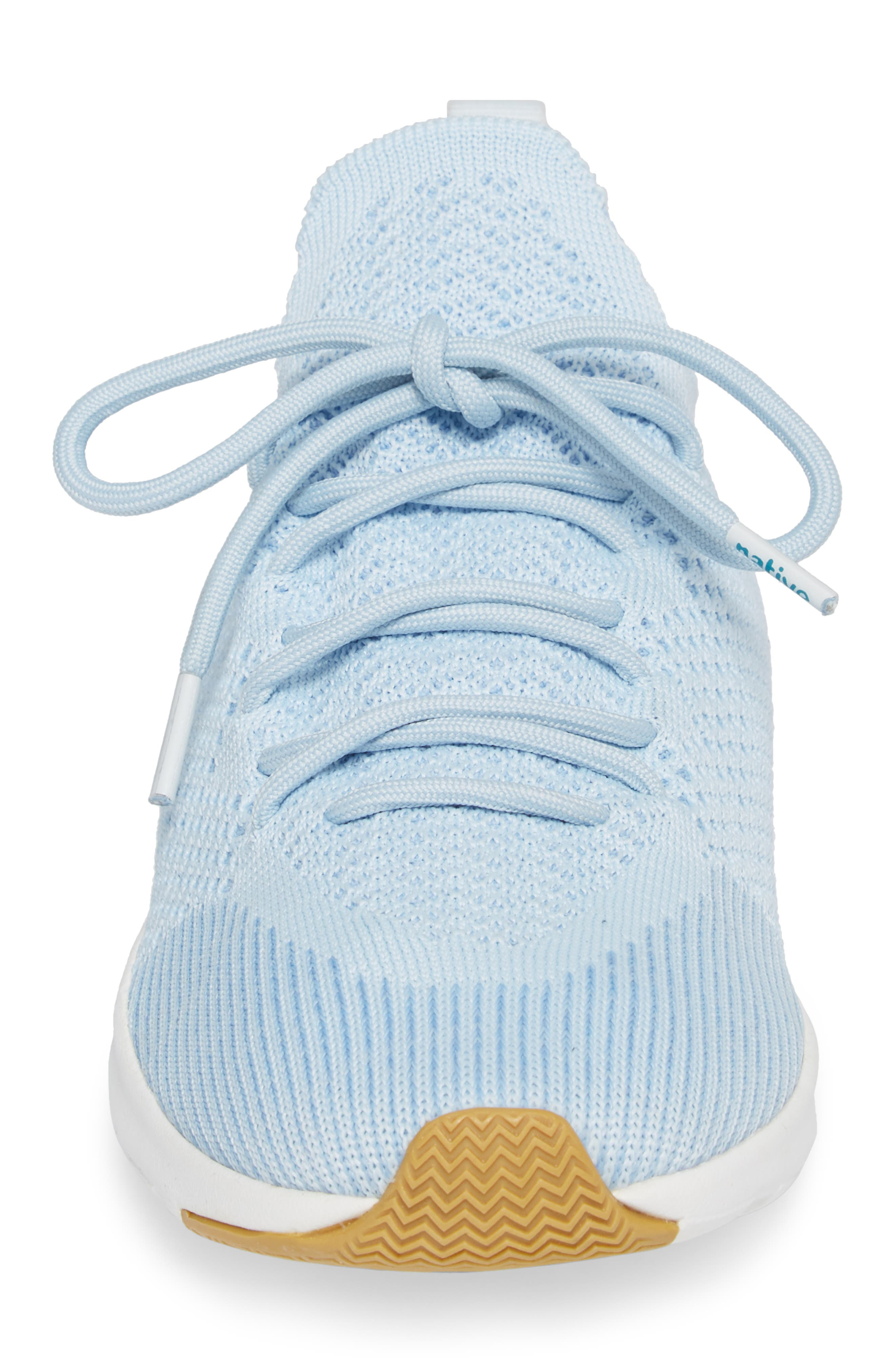 AP Mercury Liteknit<sup>™</sup> Sneaker,                             Alternate thumbnail 4, color,                             AIR BLUE/ SHELL WHITE