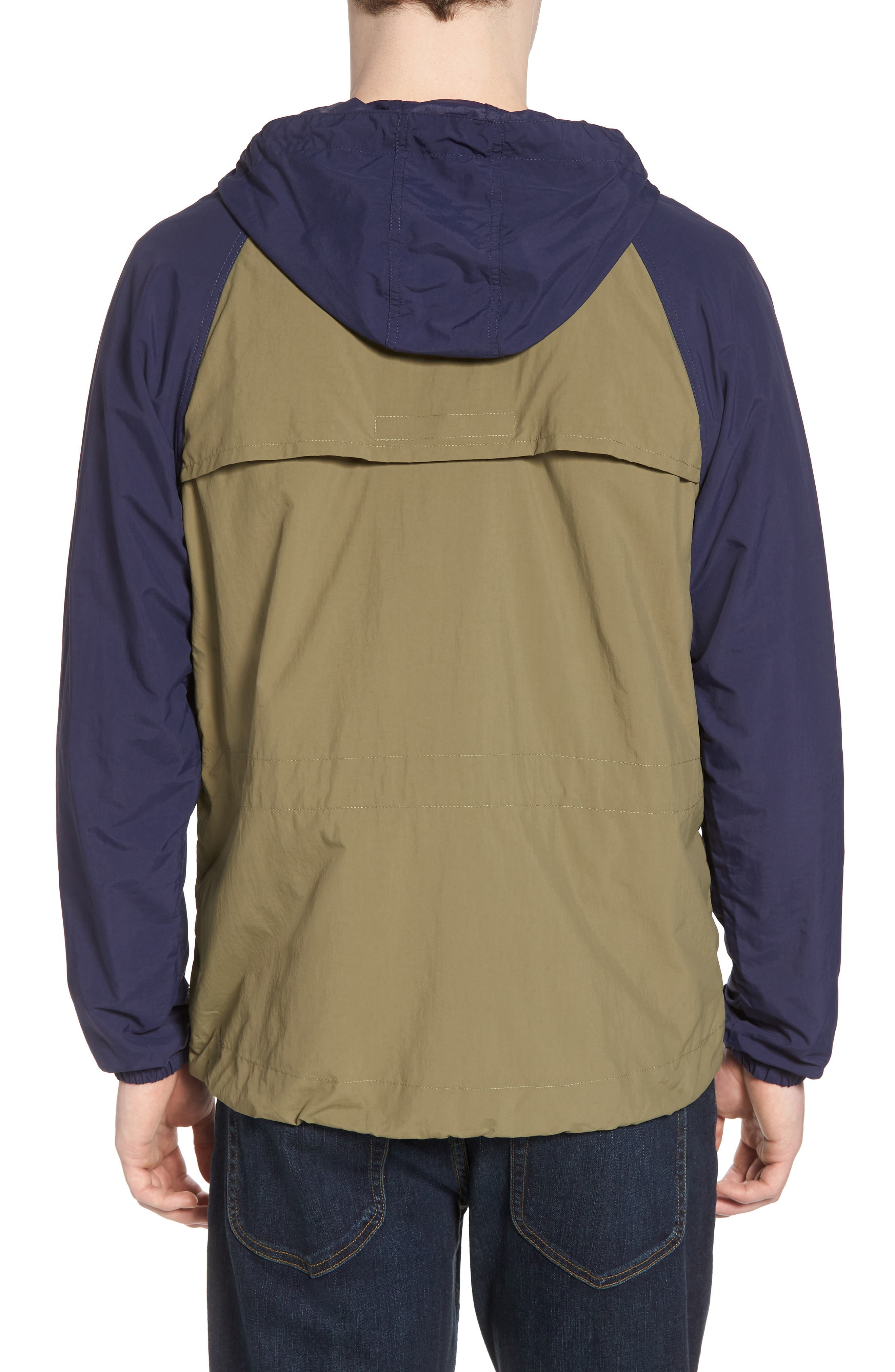 Pacjac Colorblock Pullover,                             Alternate thumbnail 4, color,