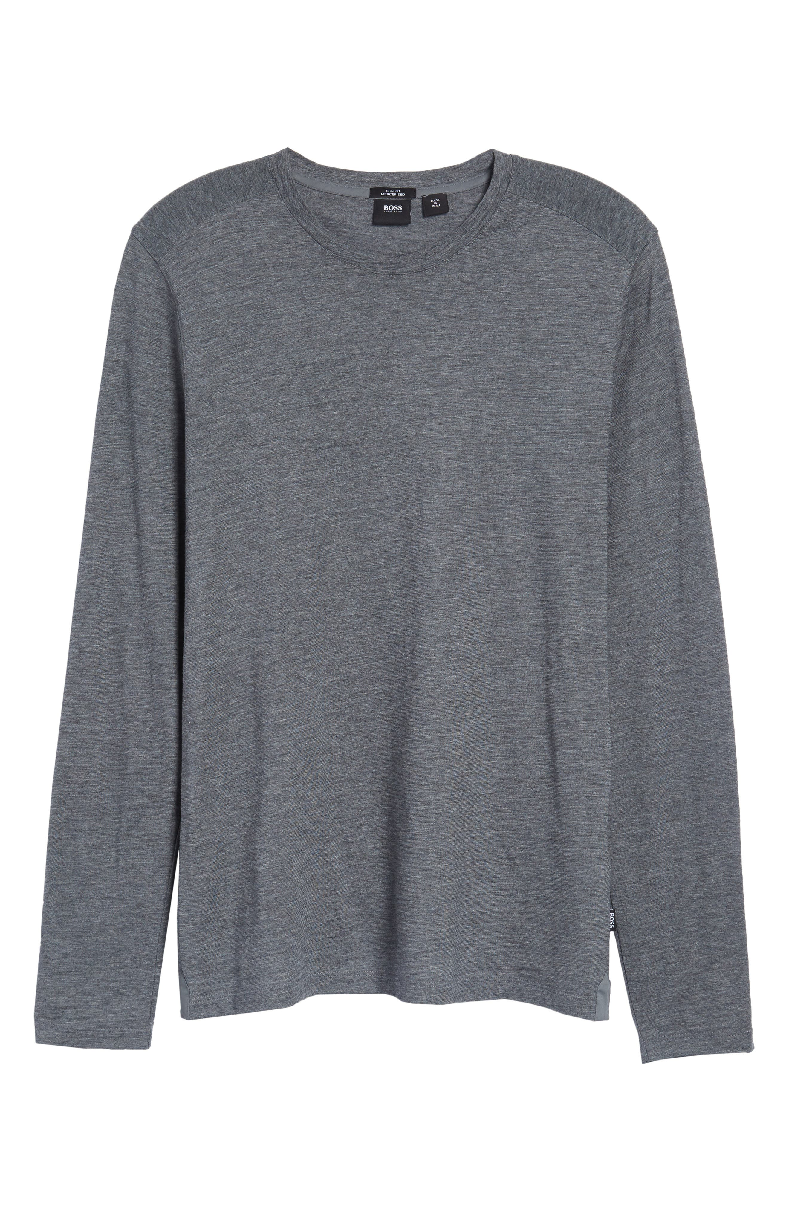 Tenison Long Sleeve T-Shirt,                             Alternate thumbnail 6, color,                             030