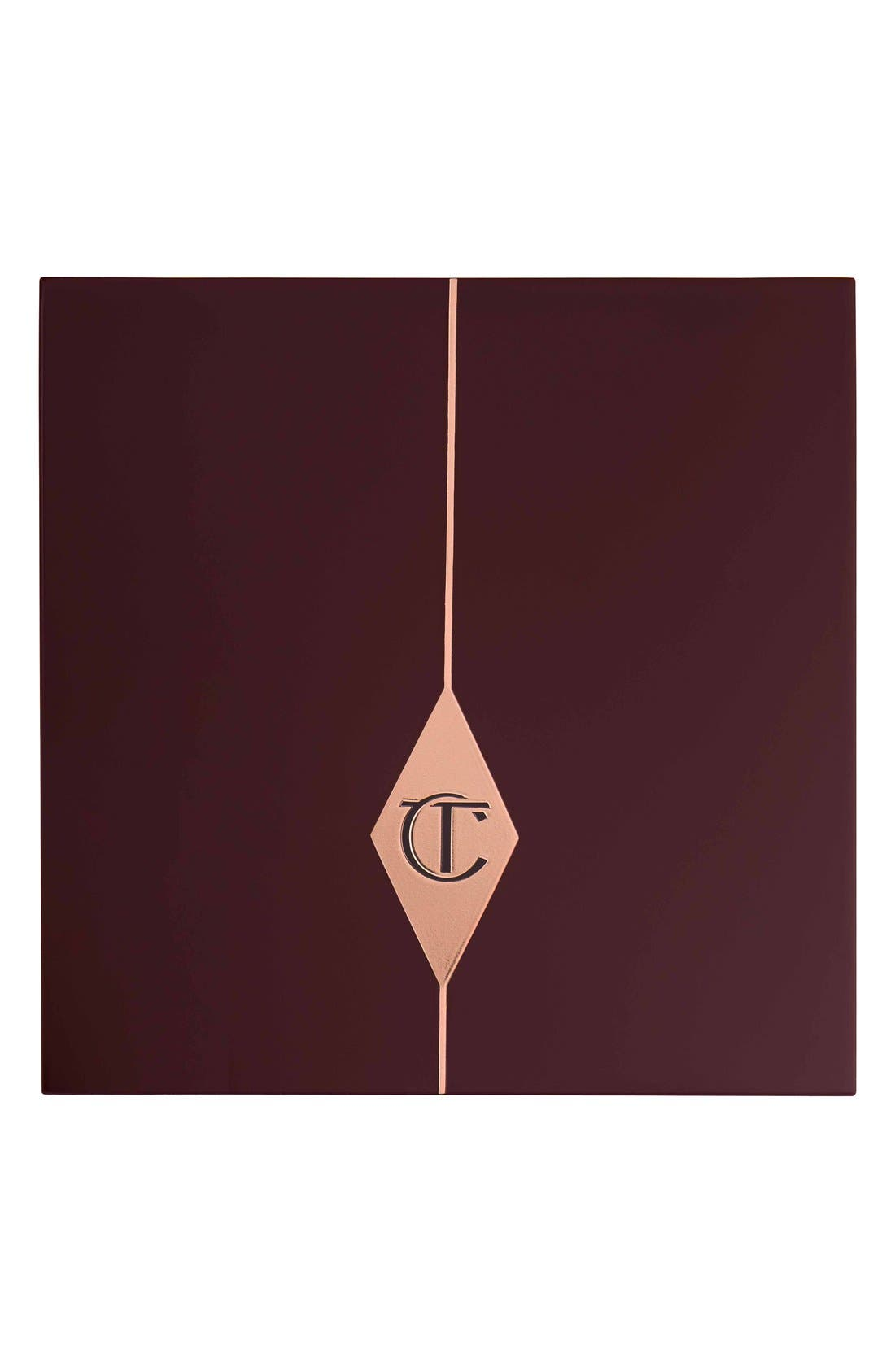 CHARLOTTE TILBURY,                             Pillowtalk Luxury Eyeshadow Palette,                             Alternate thumbnail 4, color,                             PILLOW TALK
