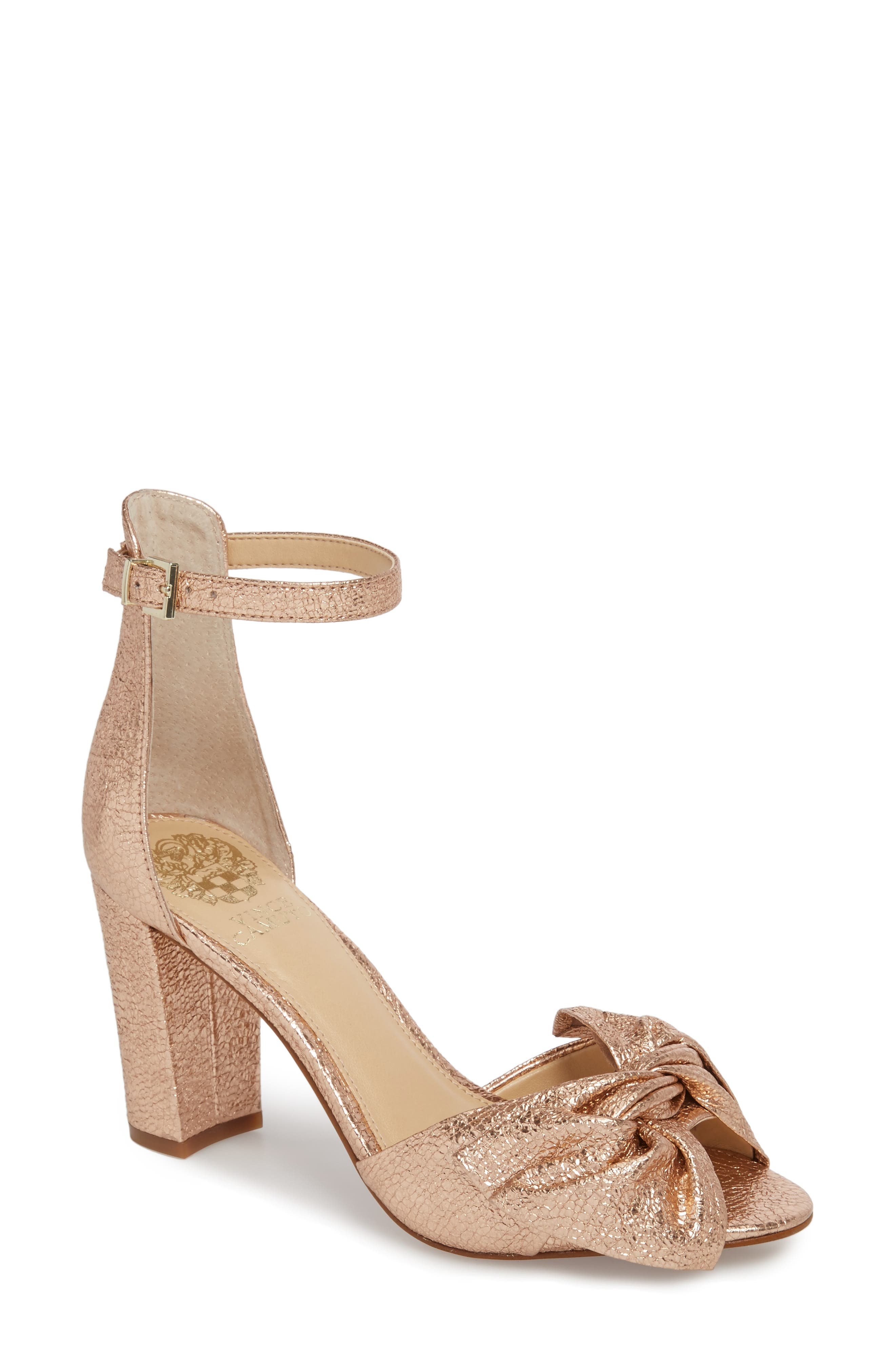 Carrelen Block Heel Sandal,                             Main thumbnail 4, color,
