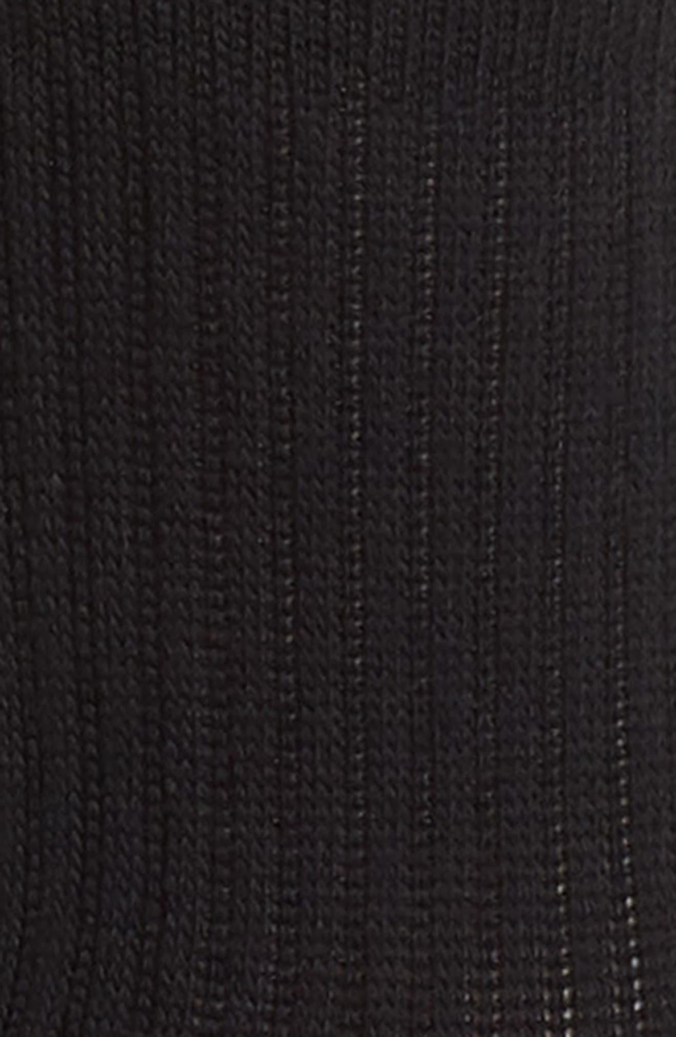 Quarter Crew Socks,                             Alternate thumbnail 2, color,                             001