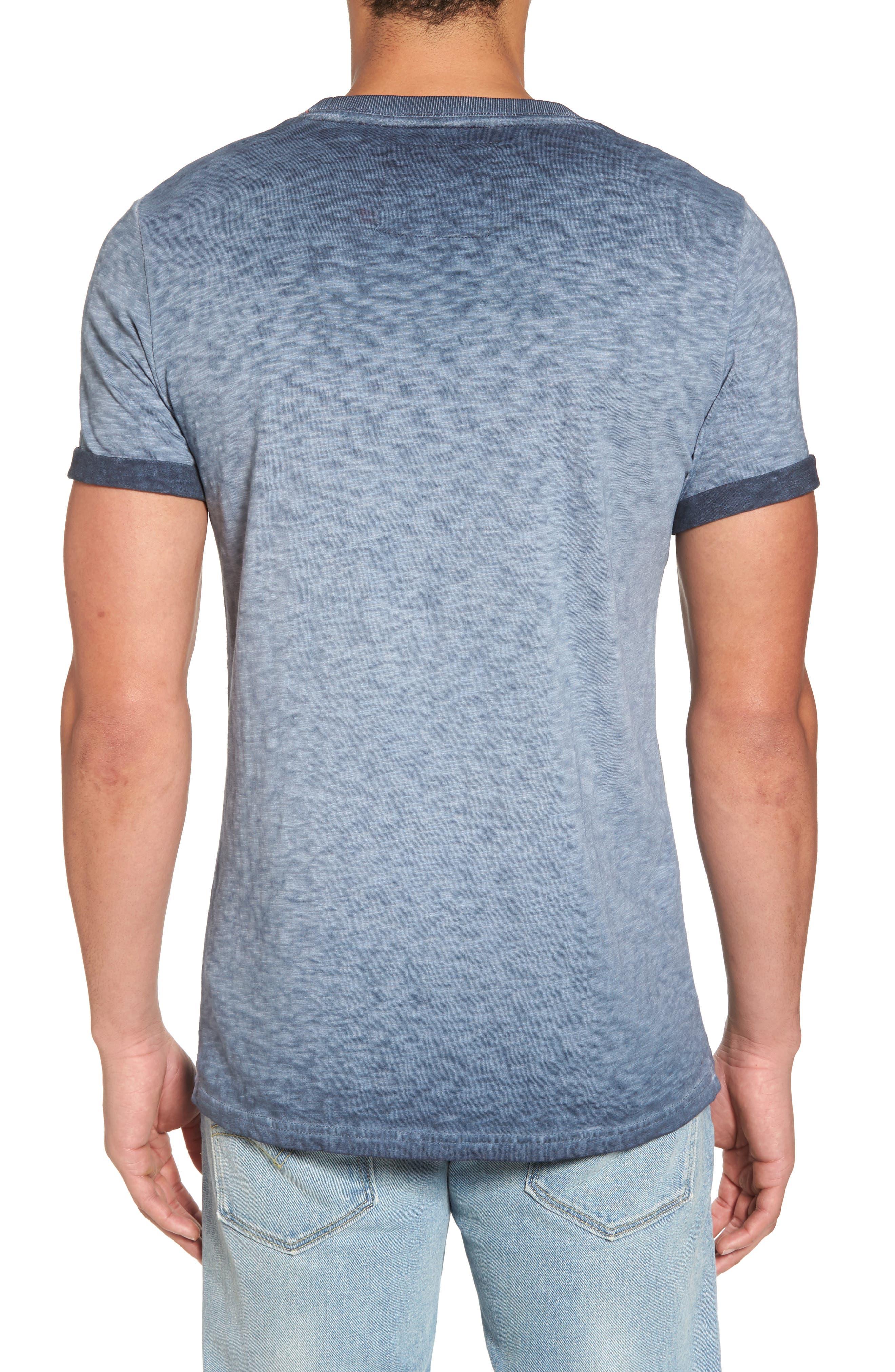 Orange Label Low Roller T-Shirt,                             Alternate thumbnail 7, color,