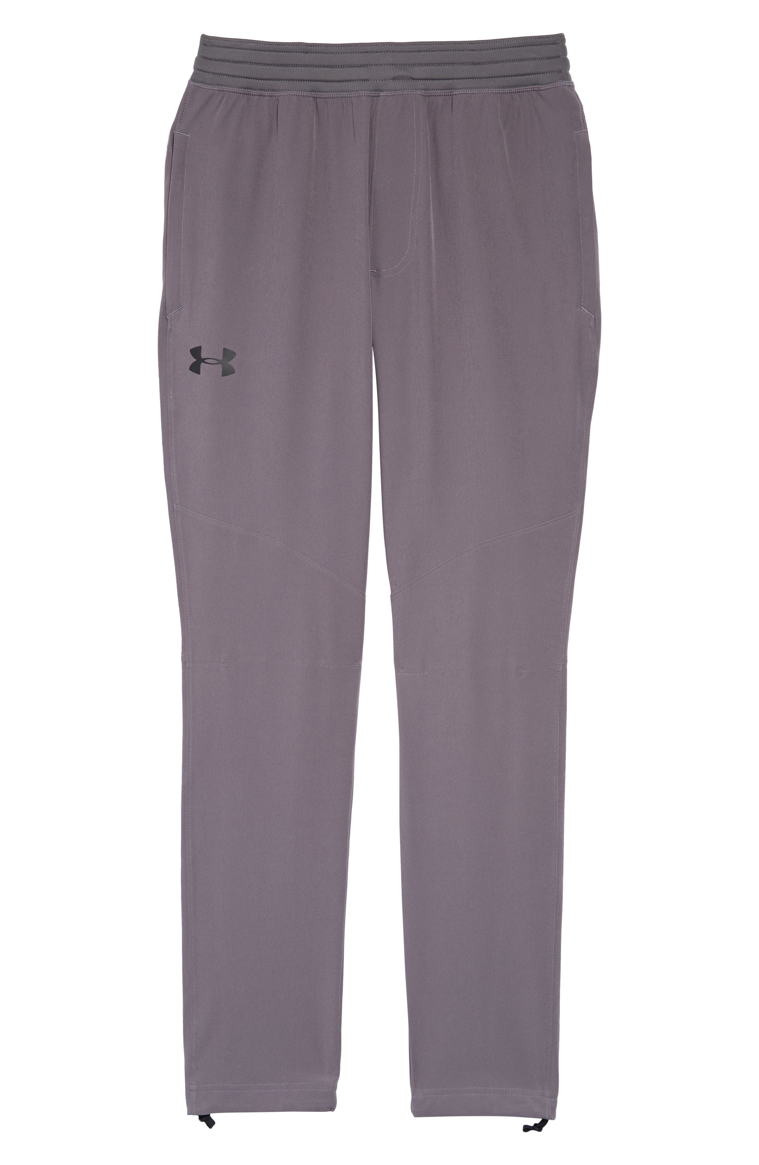 Fitted Woven Training Pants,                             Alternate thumbnail 15, color,