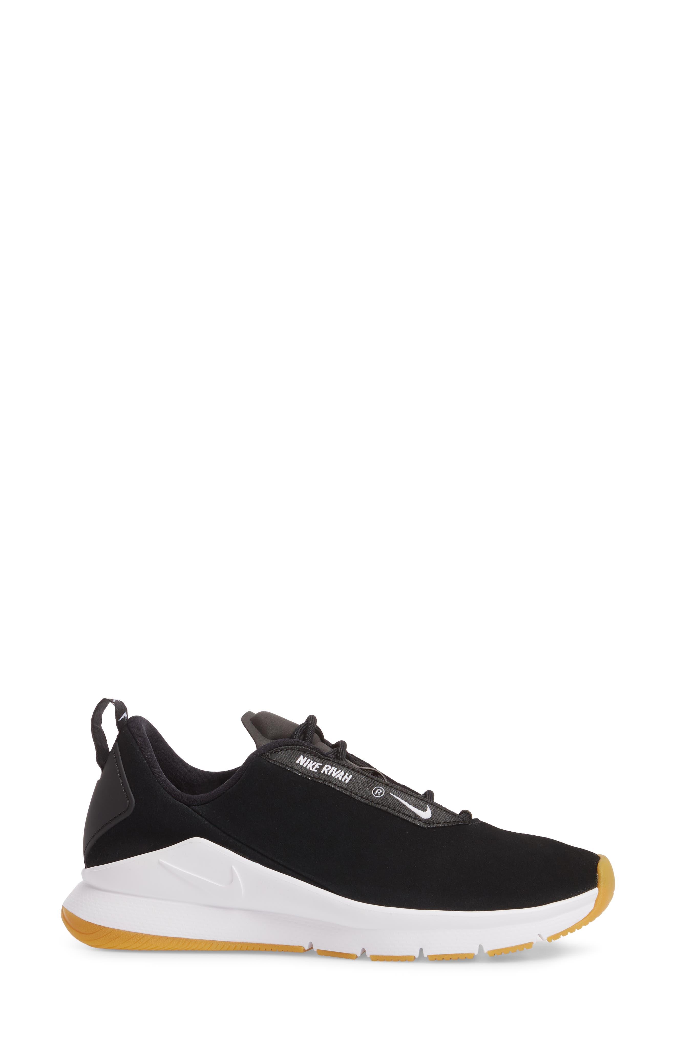 Rivah Premium Sneaker,                             Alternate thumbnail 3, color,                             003