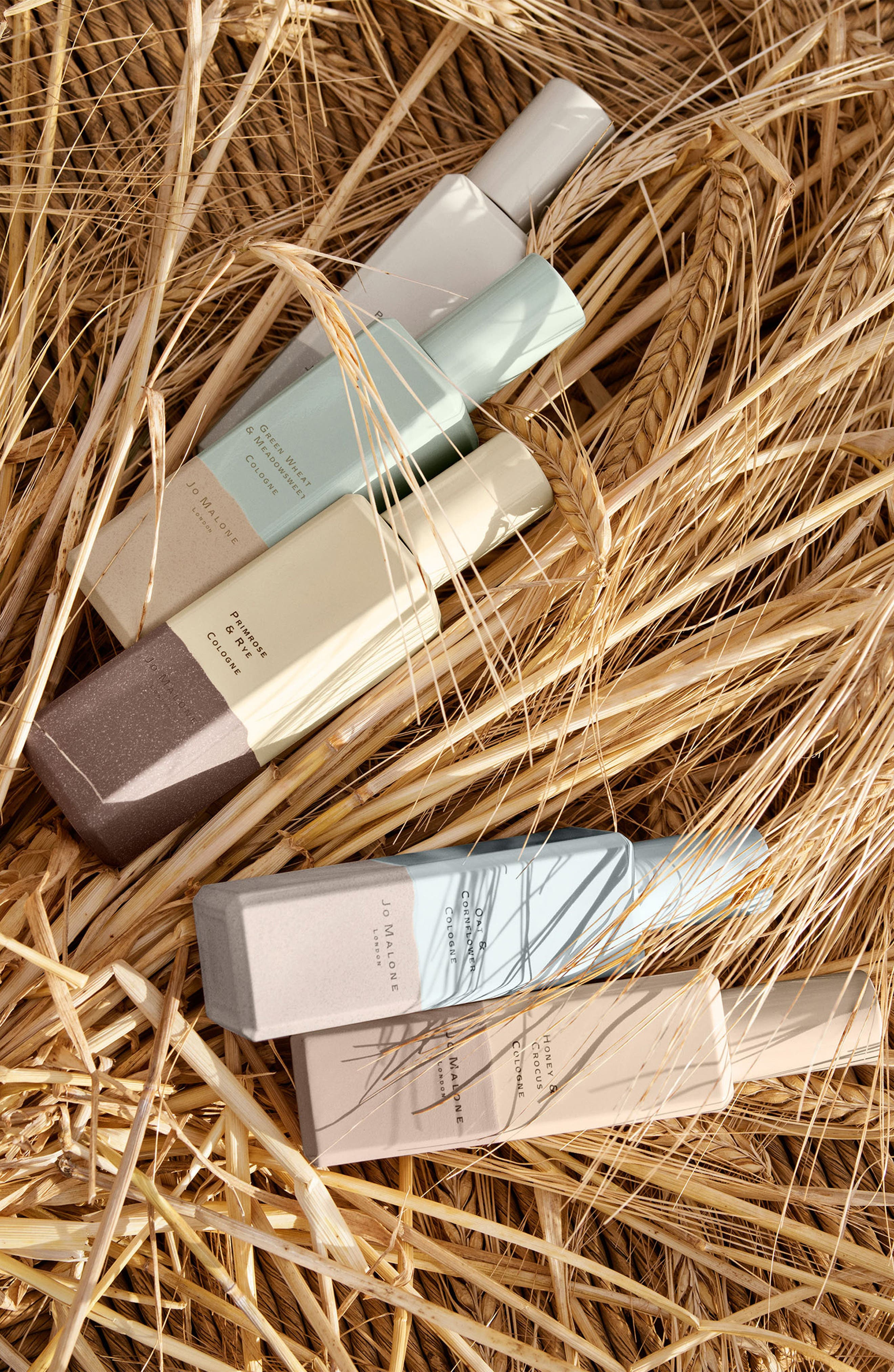 English Fields Green Wheat & Meadowsweet Cologne,                             Alternate thumbnail 2, color,
