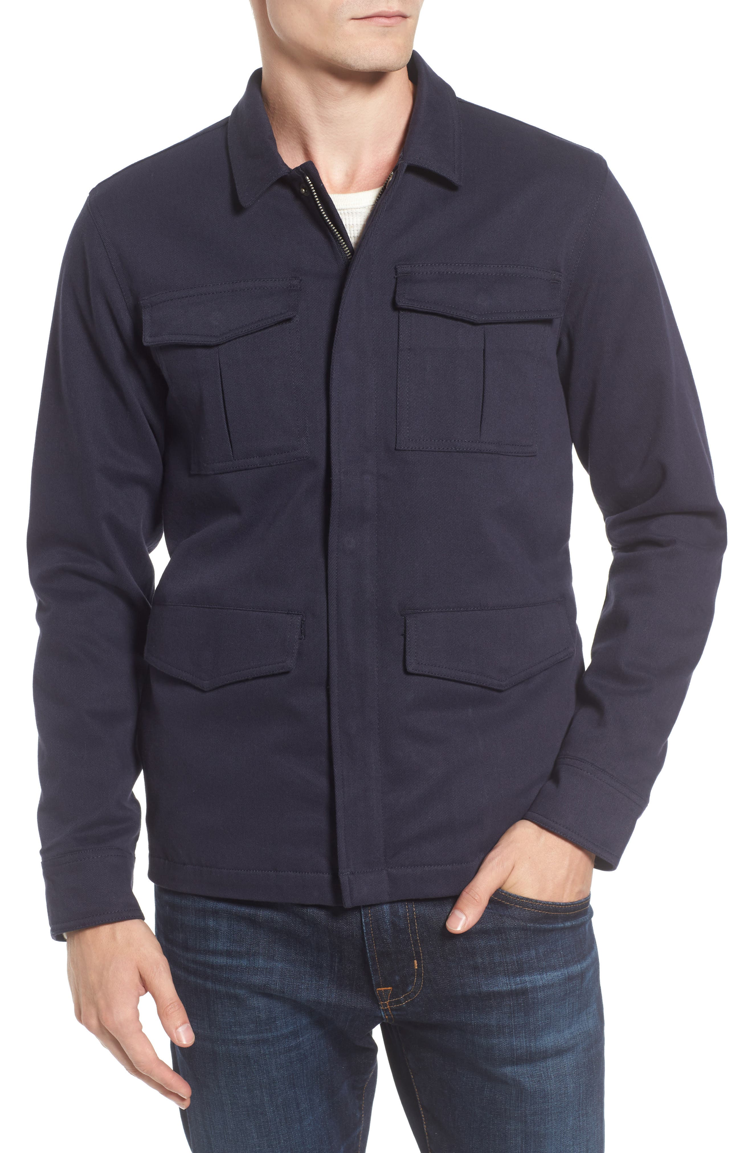 4-Pocket Jacket,                             Alternate thumbnail 8, color,