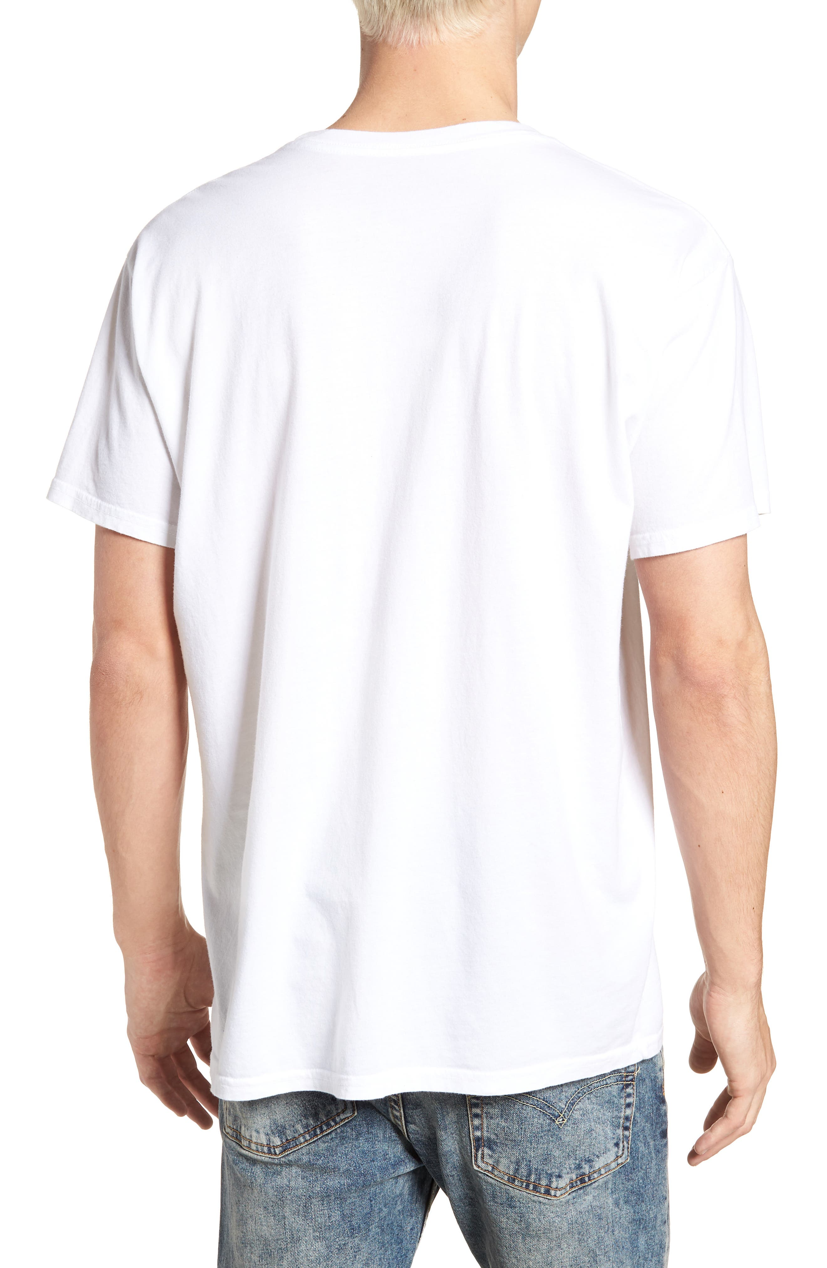 Pizza Pizza Graphic T-Shirt,                             Alternate thumbnail 2, color,                             101